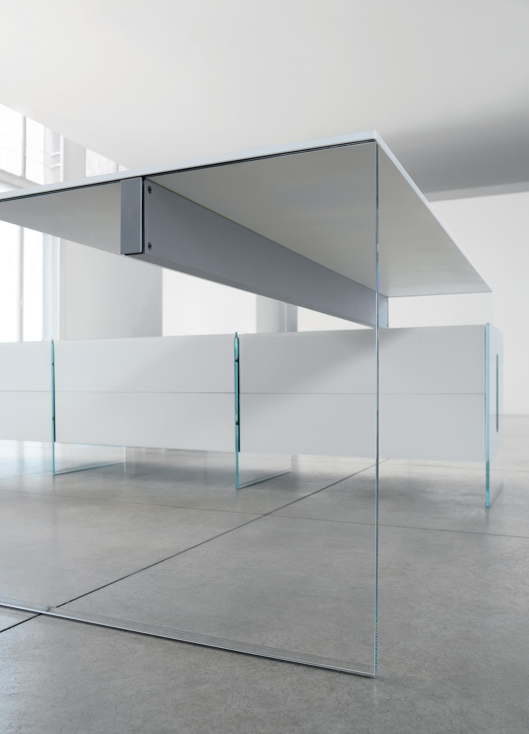 air desk individual desks from gallotti radice architonic. Black Bedroom Furniture Sets. Home Design Ideas