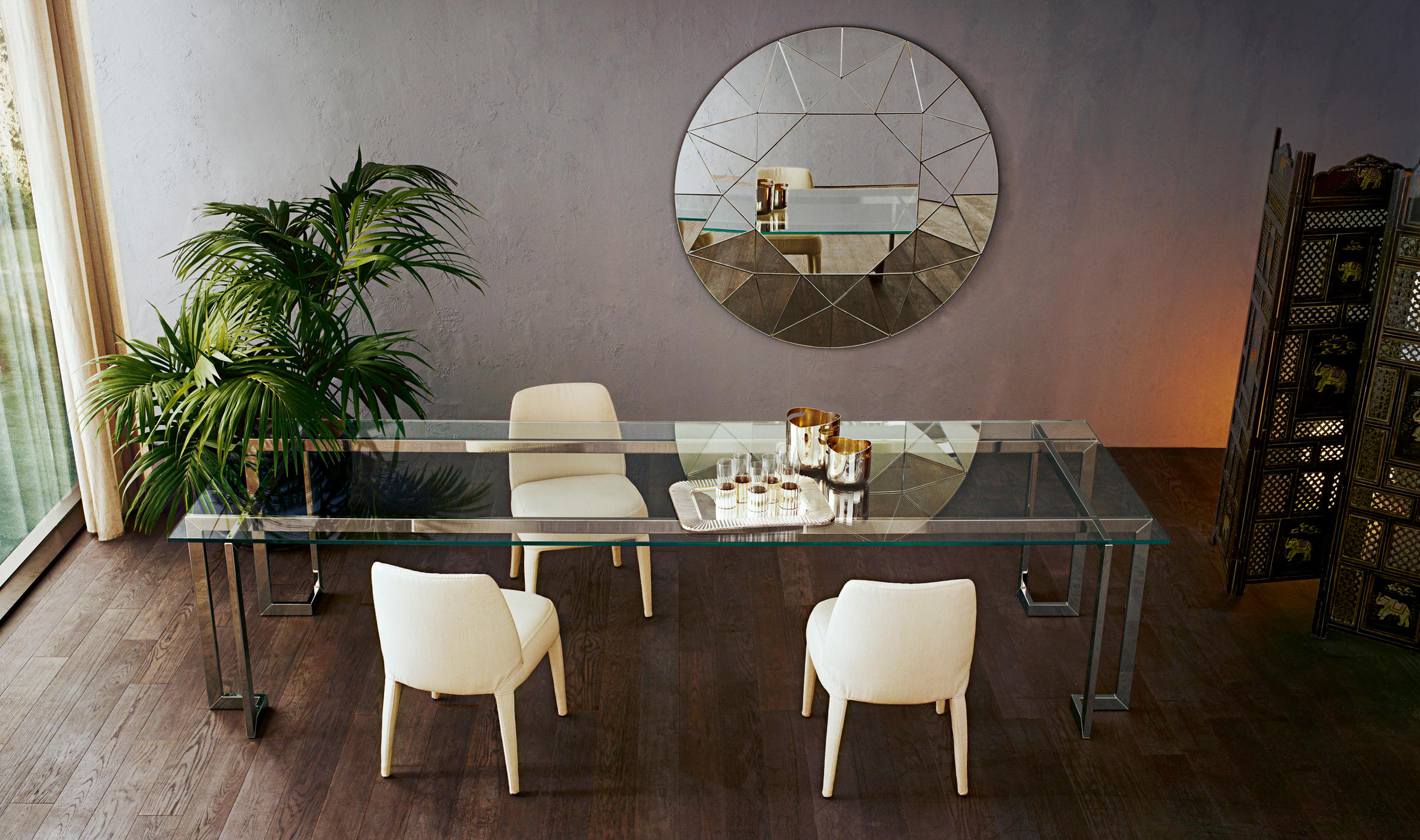 lord dining tables from gallotti radice architonic. Black Bedroom Furniture Sets. Home Design Ideas