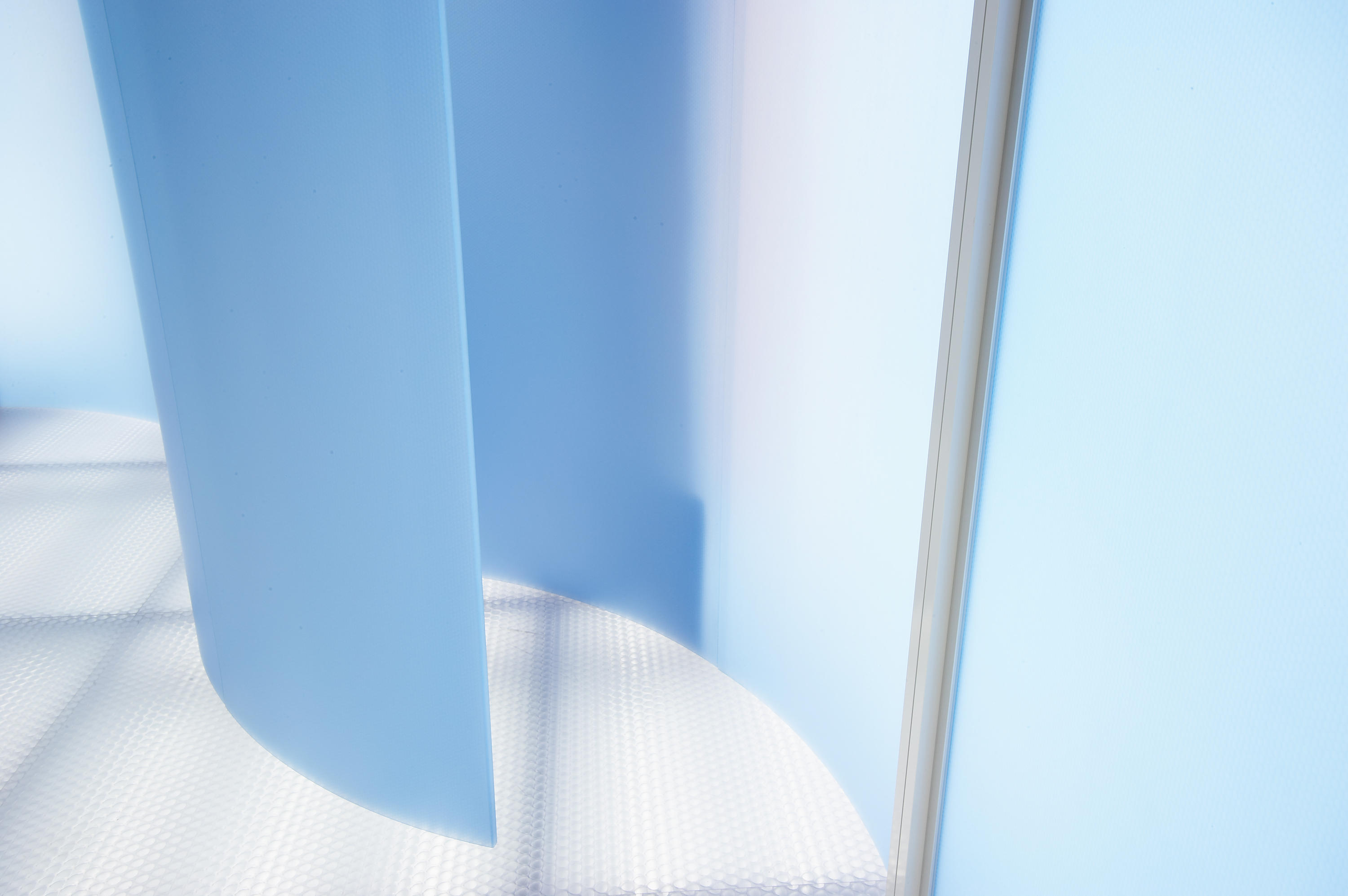 AIR-BOARD® UV PC TRANSPARENT | YELBLUE - Synthetic panels from ...