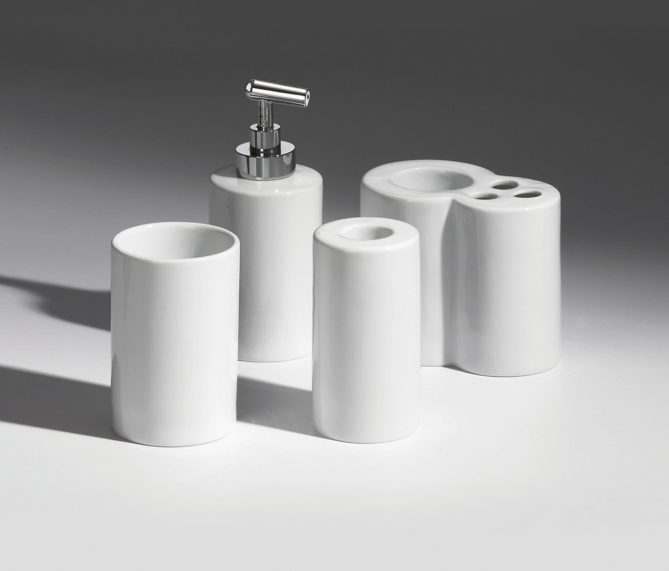 Decor Walther Bathroom Accessories.Dw 562 560 566 568 Soap Dispensers From Decor Walther Architonic