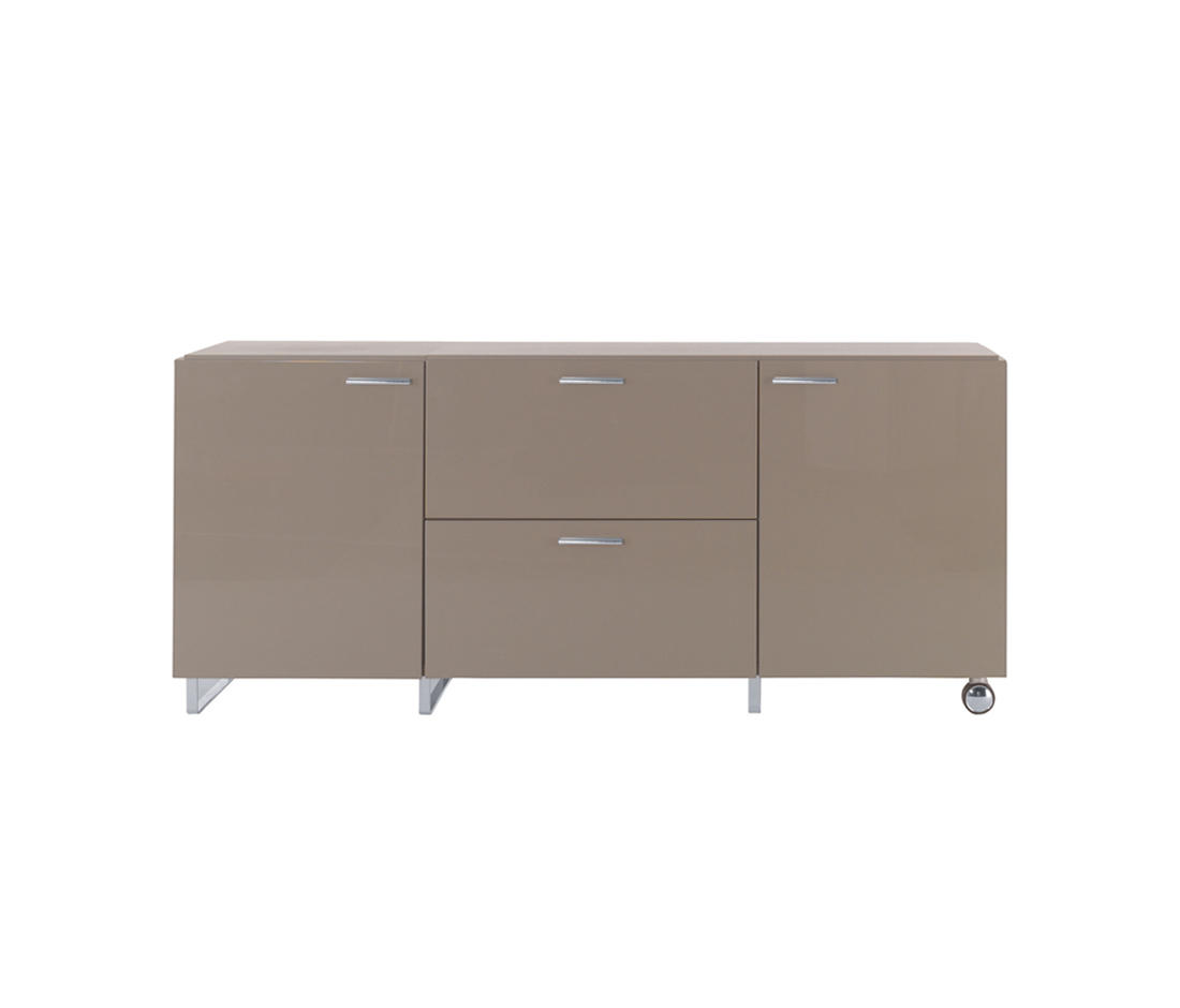 Stretch sideboard cabinets from die collection architonic for Sideboard 260 cm