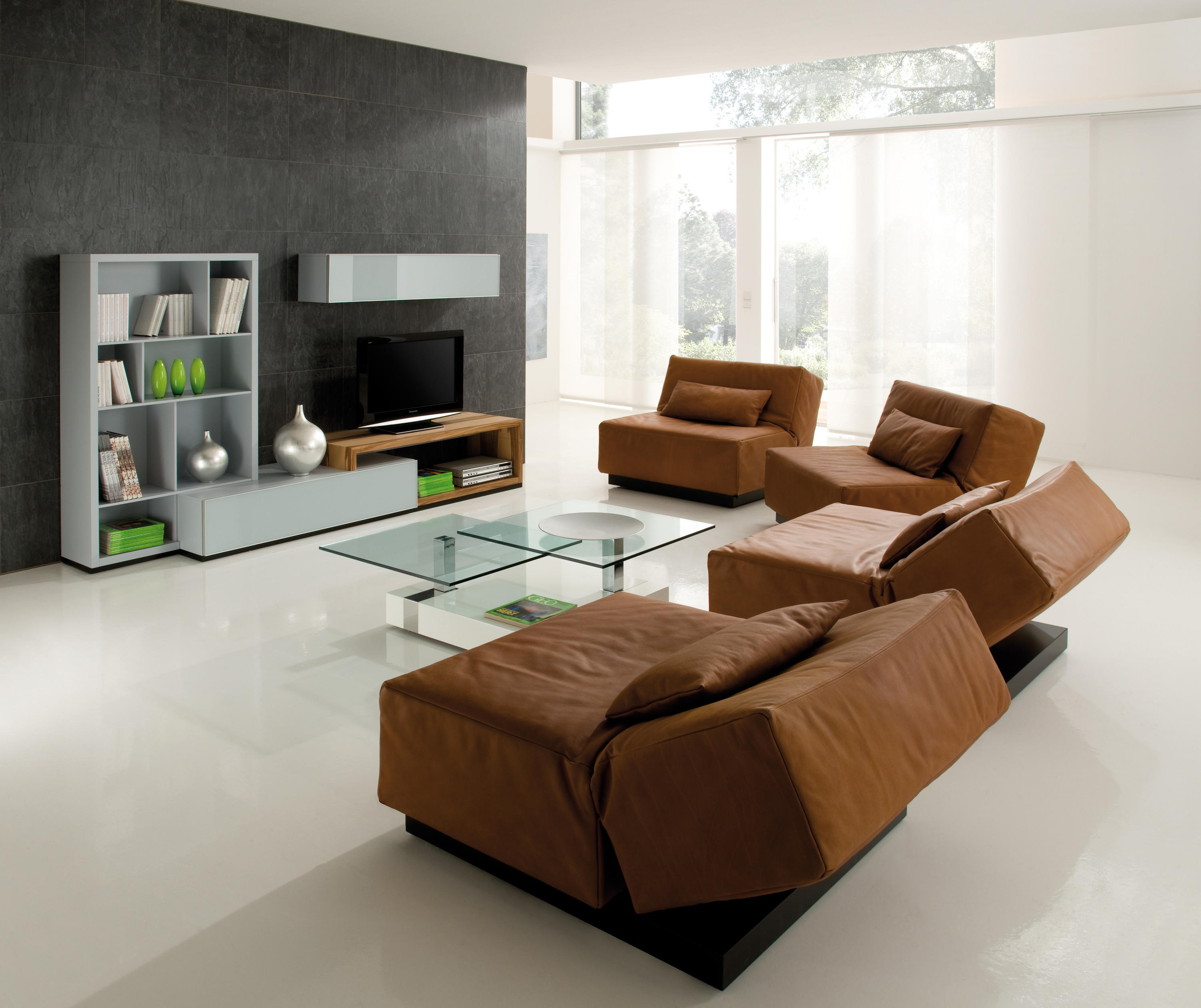 Tema suite modular seating elements from die collection for Suite modulare