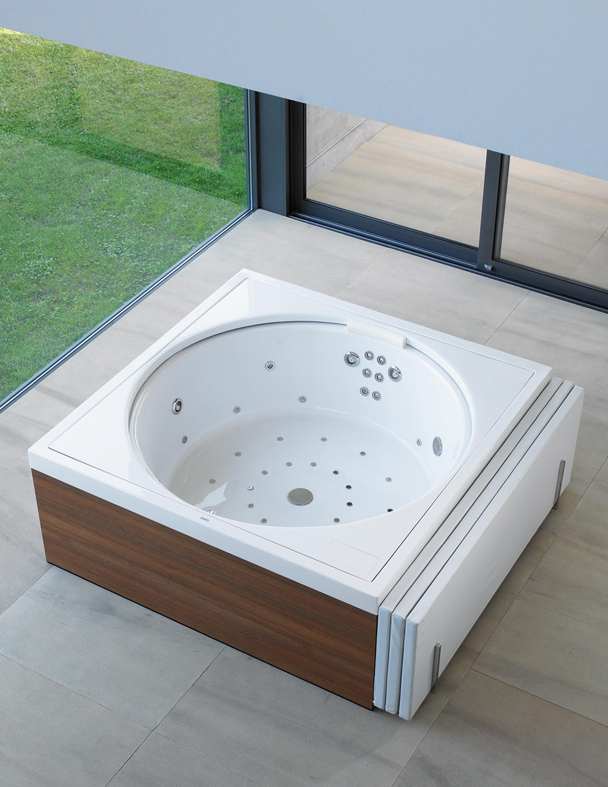 BLUE MOON POOL - Bathtubs from DURAVIT | Architonic