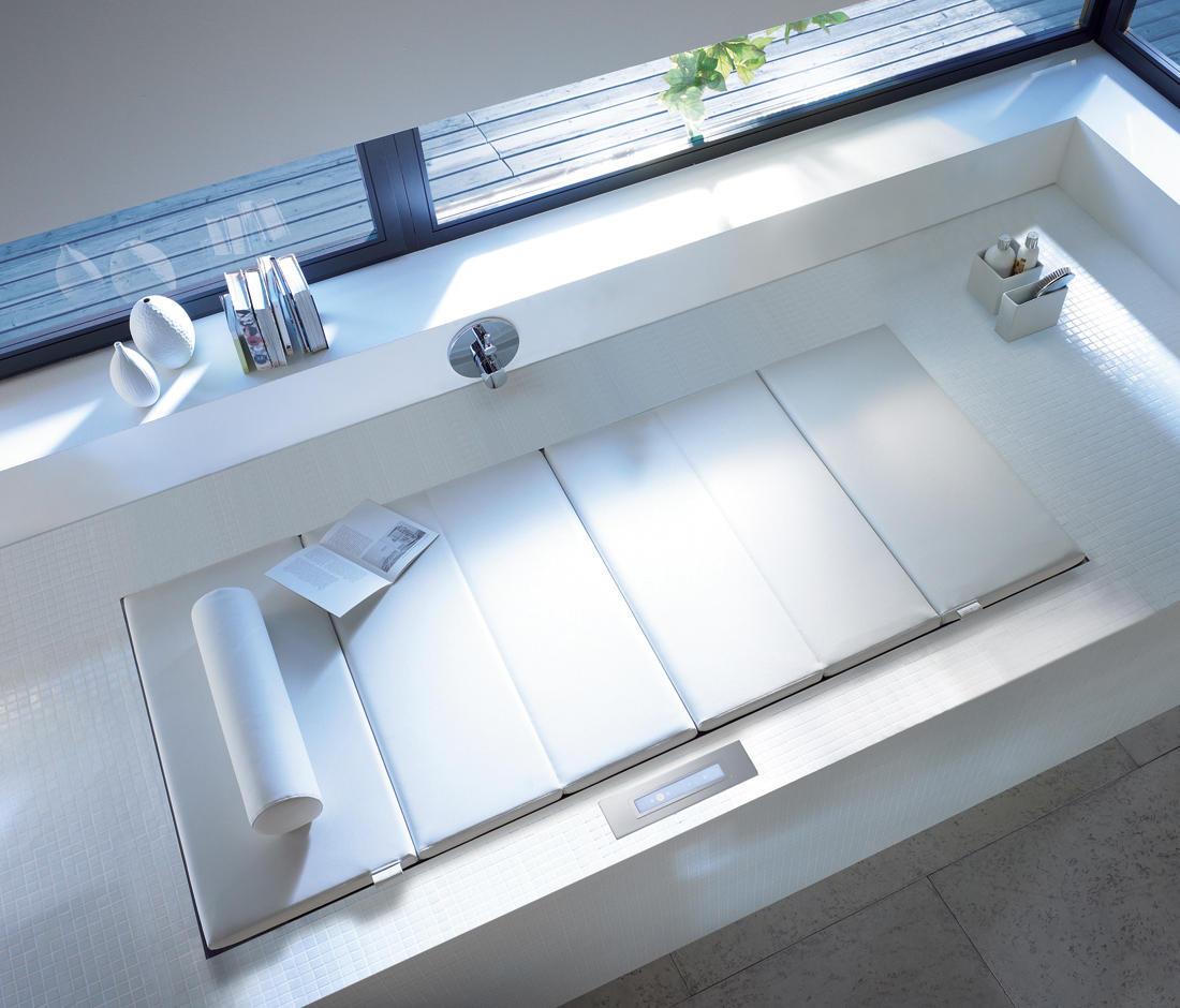 sundeck badewanne freistehend von duravit architonic. Black Bedroom Furniture Sets. Home Design Ideas