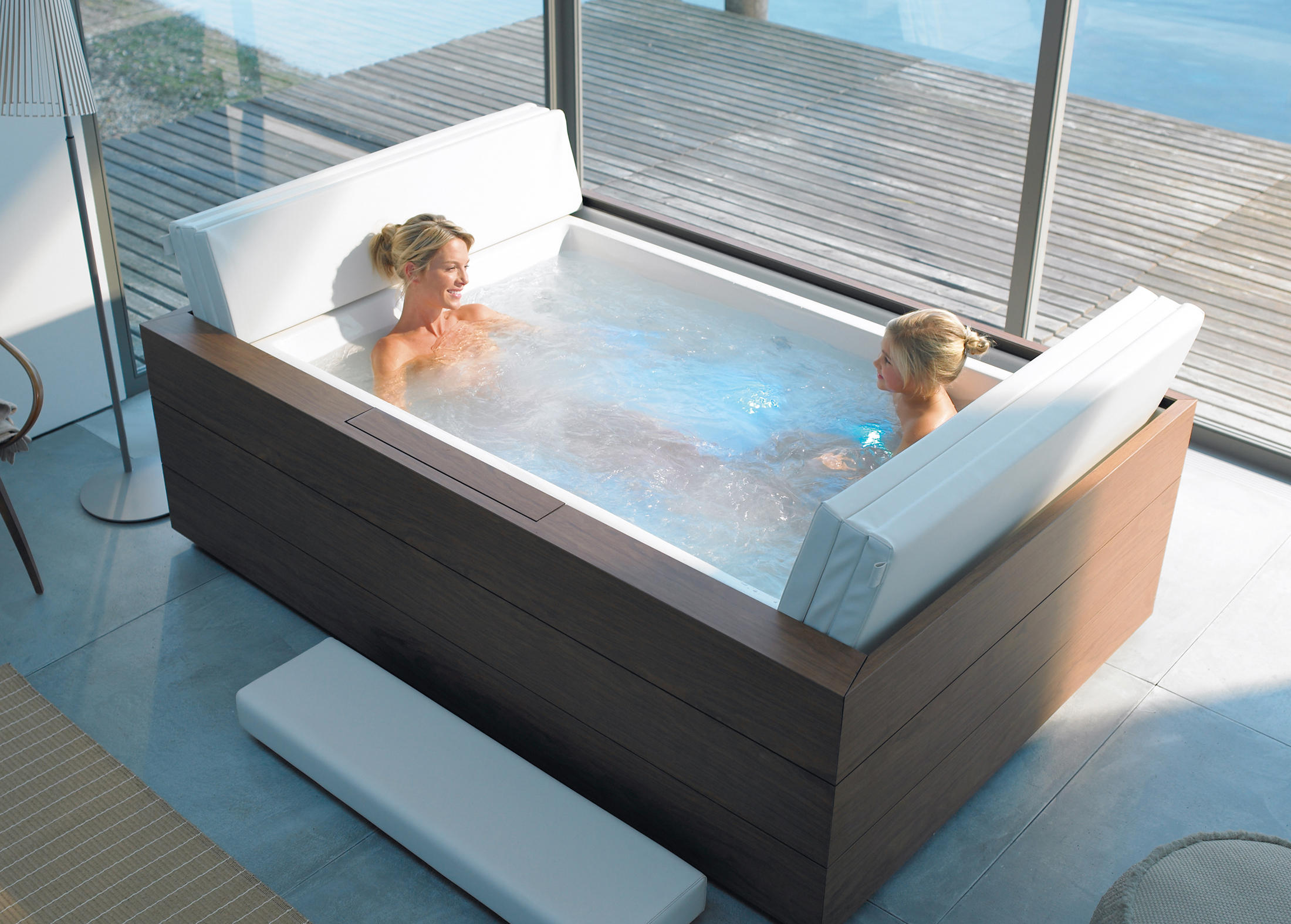 SUNDECK - BATHTUB - Bathtubs from DURAVIT | Architonic