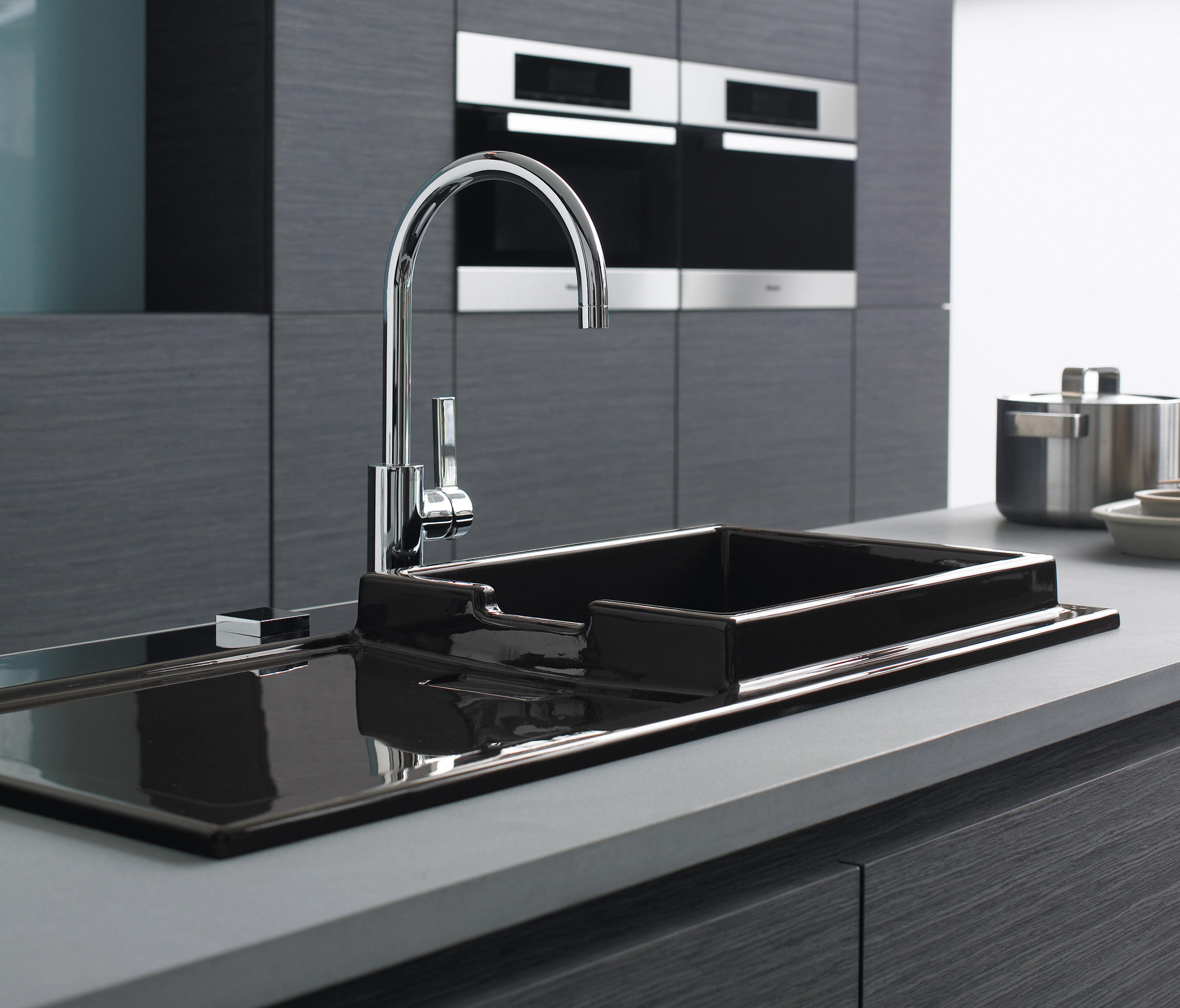Kitchen Sinks From DURAVIT