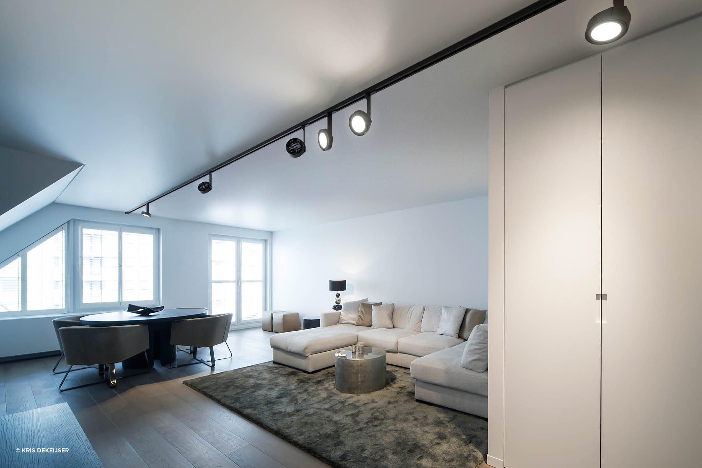 PLUXO 1.0 - Ceiling lights from Wever & Ducré | Architonic