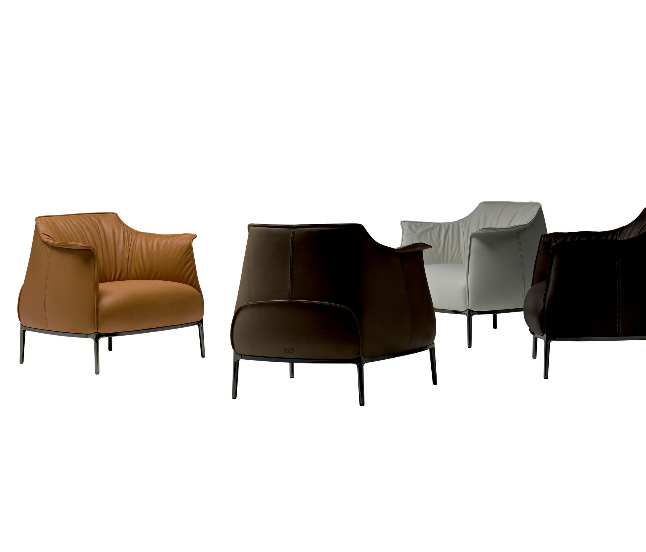 Frau Poltrone.Archibald Armchairs From Poltrona Frau Architonic