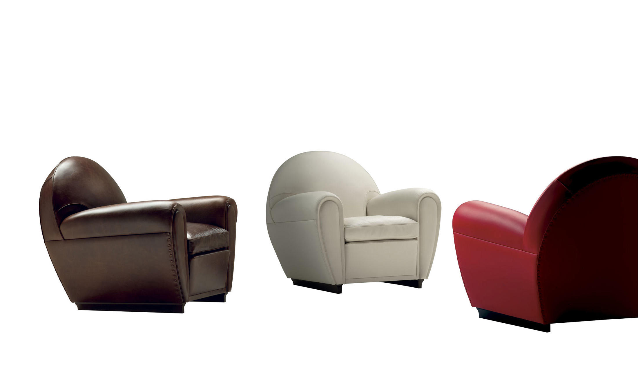NEW DEAL - Armchairs from Poltrona Frau | Architonic