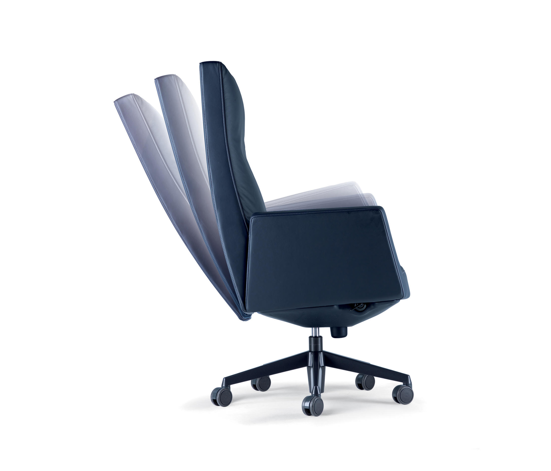 Chancellor Office Chairs From Poltrona Frau Architonic
