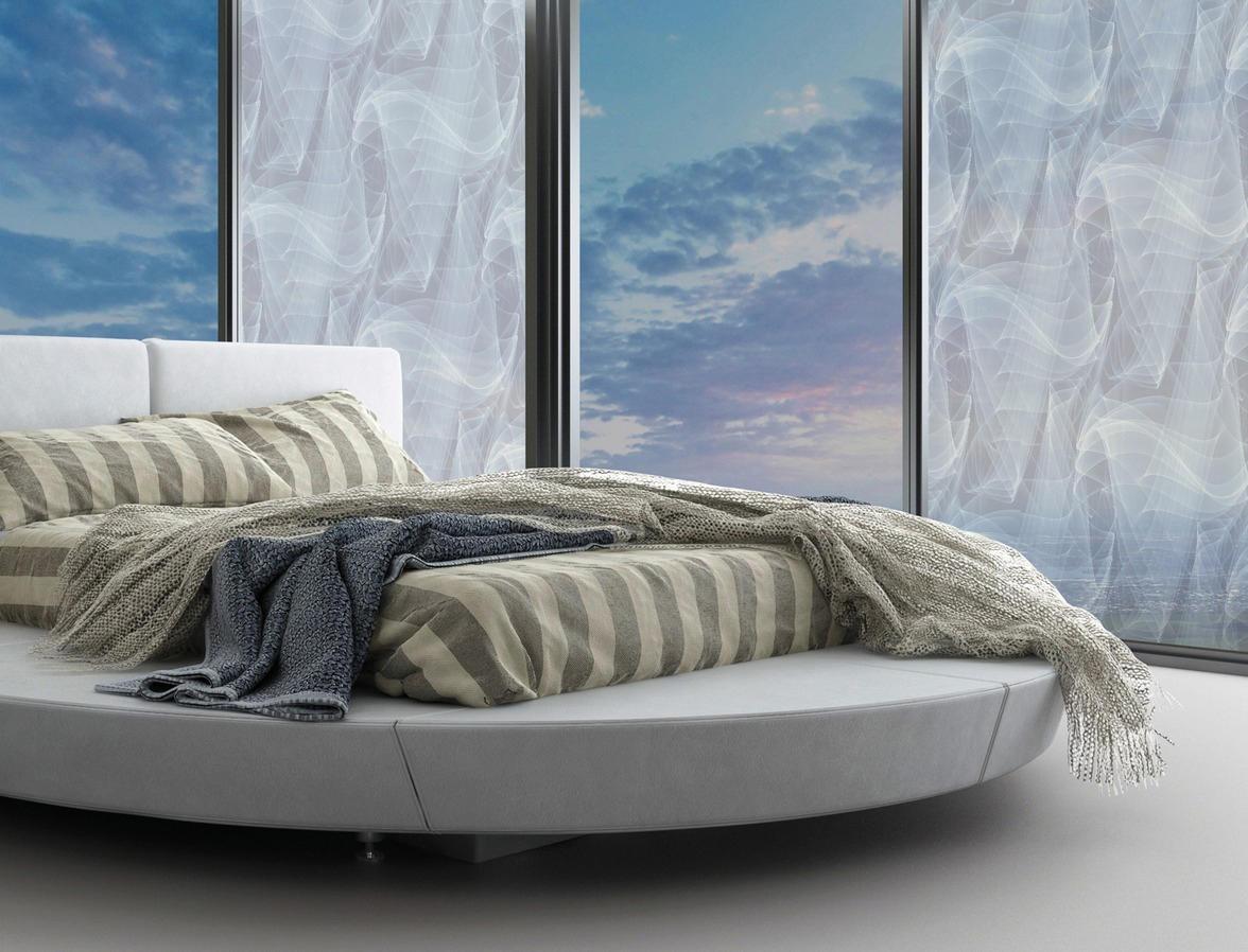 statisch haftende transparentfolie filippa folien von hornschuch architonic. Black Bedroom Furniture Sets. Home Design Ideas