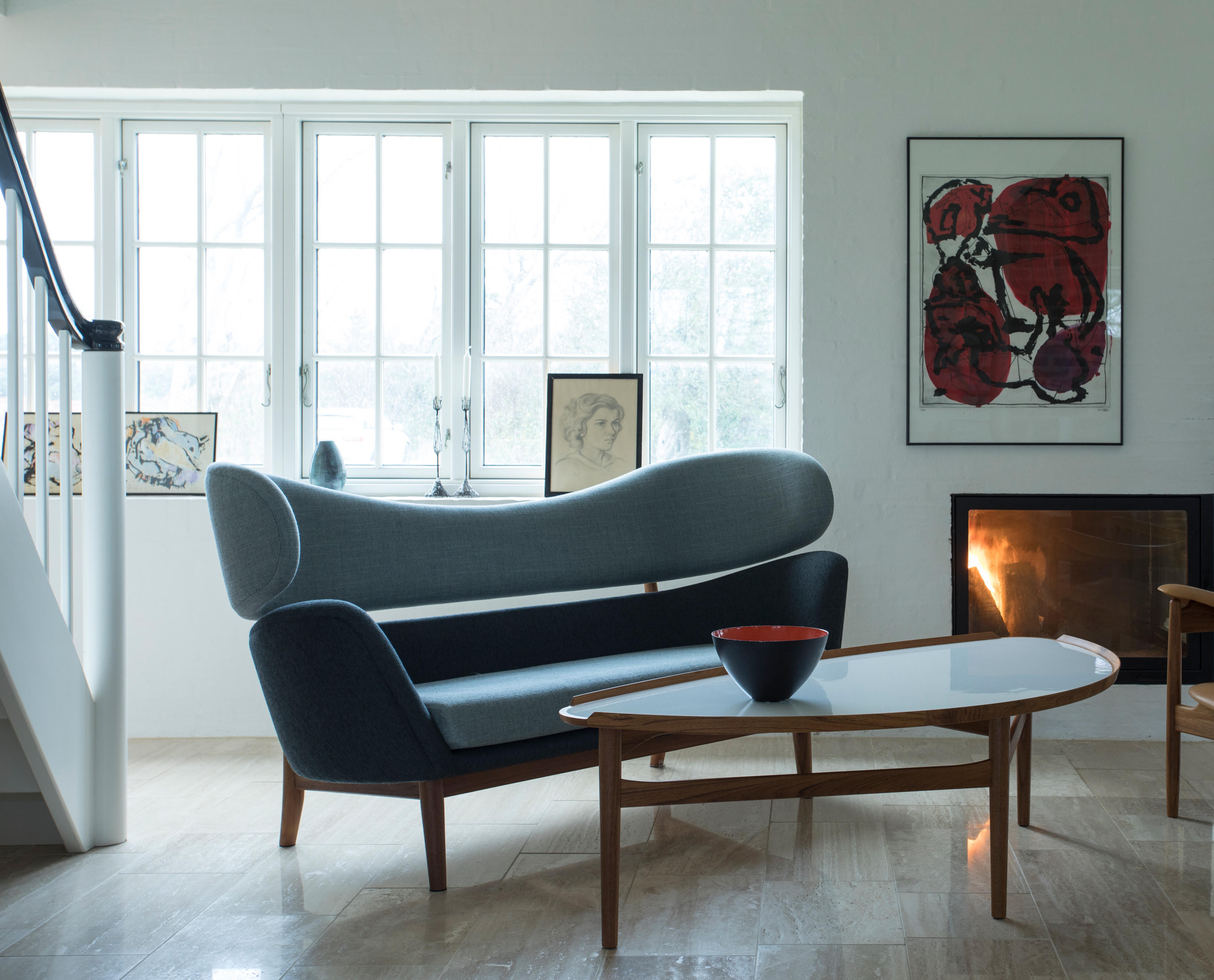 ... Baker Sofa By House Of Finn Juhl   Onecollection ...