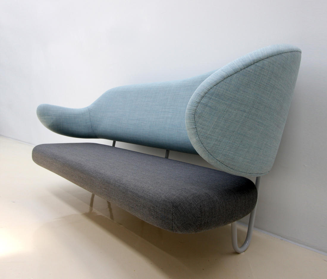 Charmant ... Wall Sofa By House Of Finn Juhl   Onecollection ...