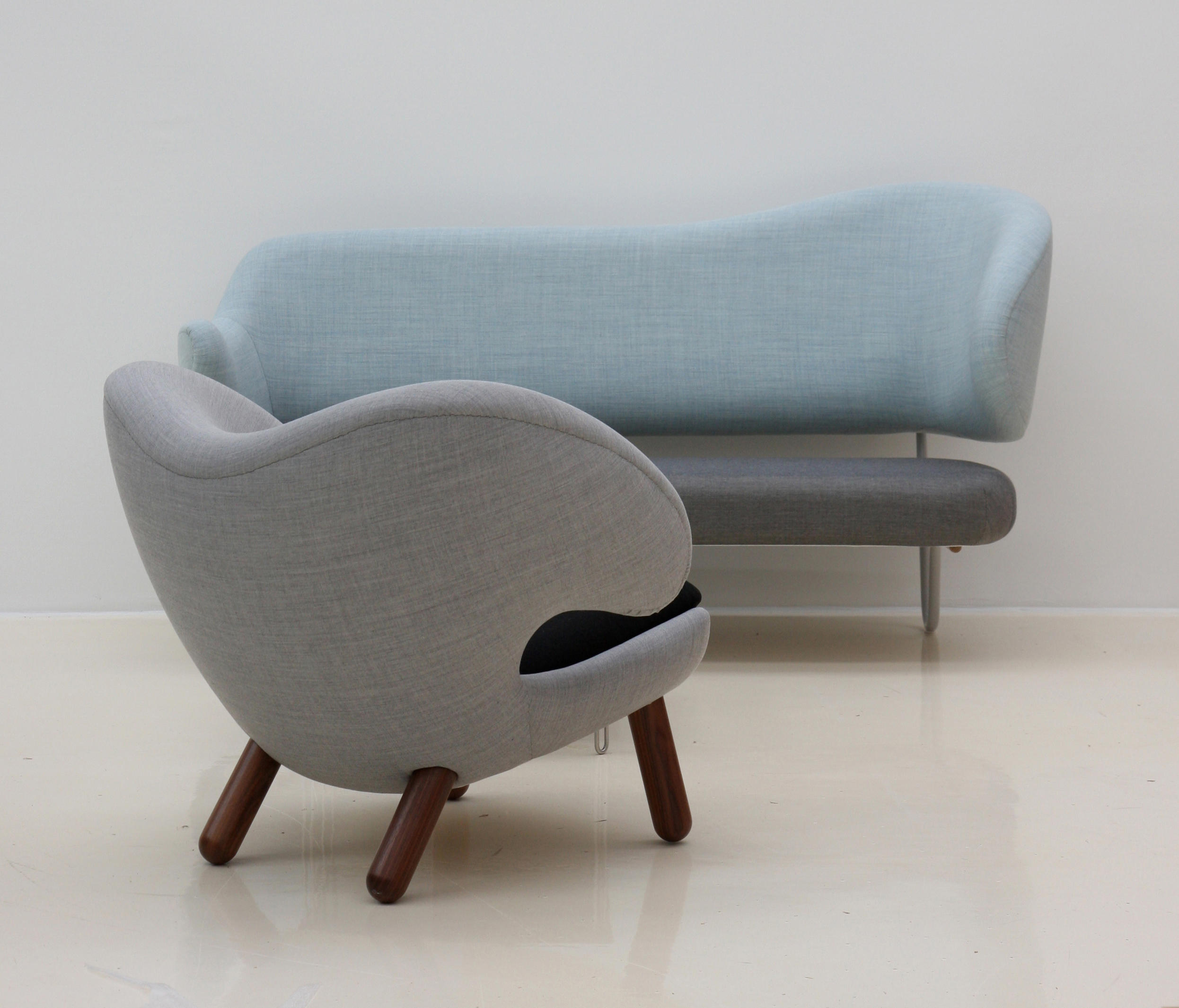 ... Wall Sofa By House Of Finn Juhl   Onecollection ...