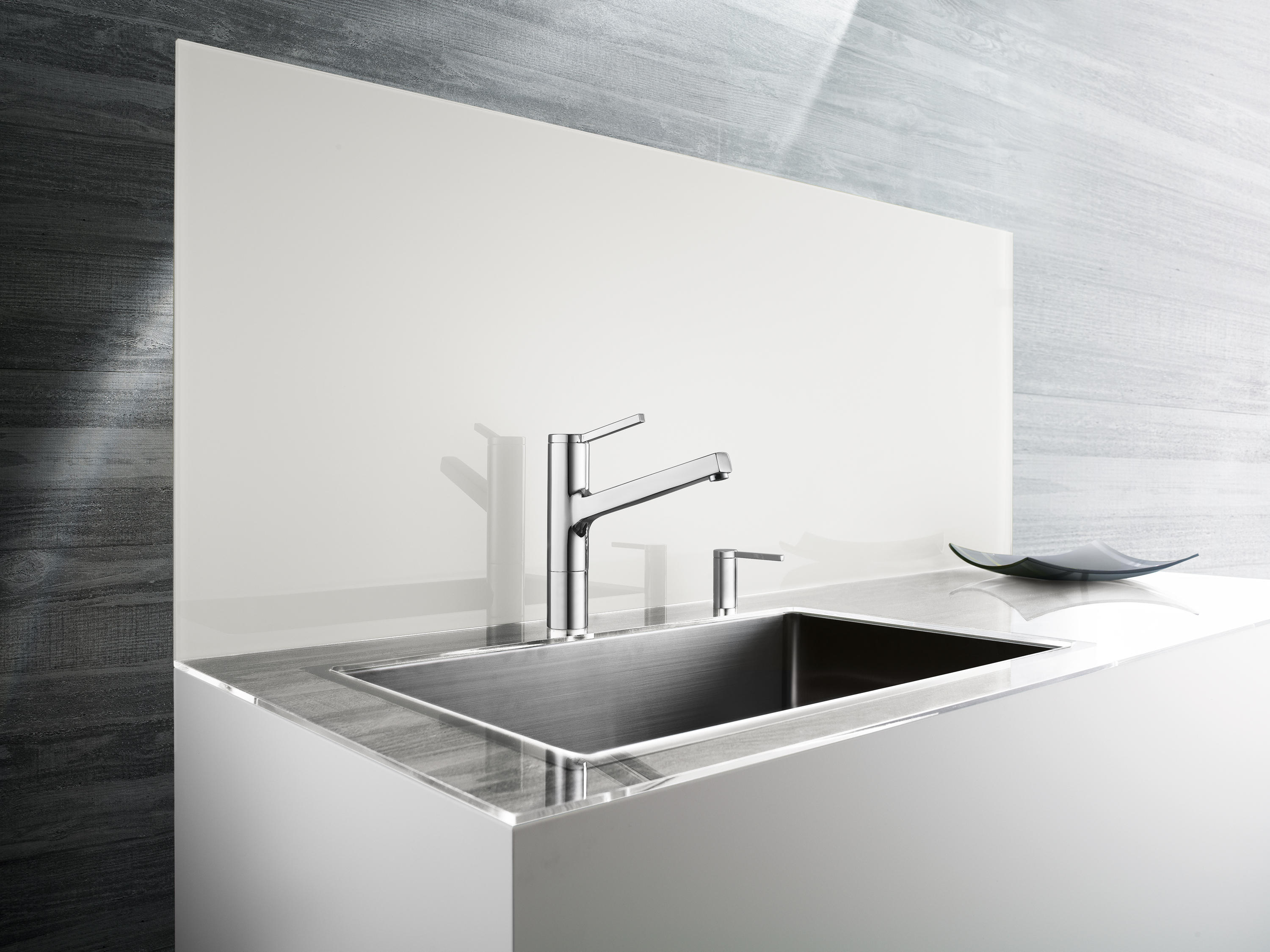 KWC AVA LEVER MIXER FIXED SPOUT Wash basin taps from KWC