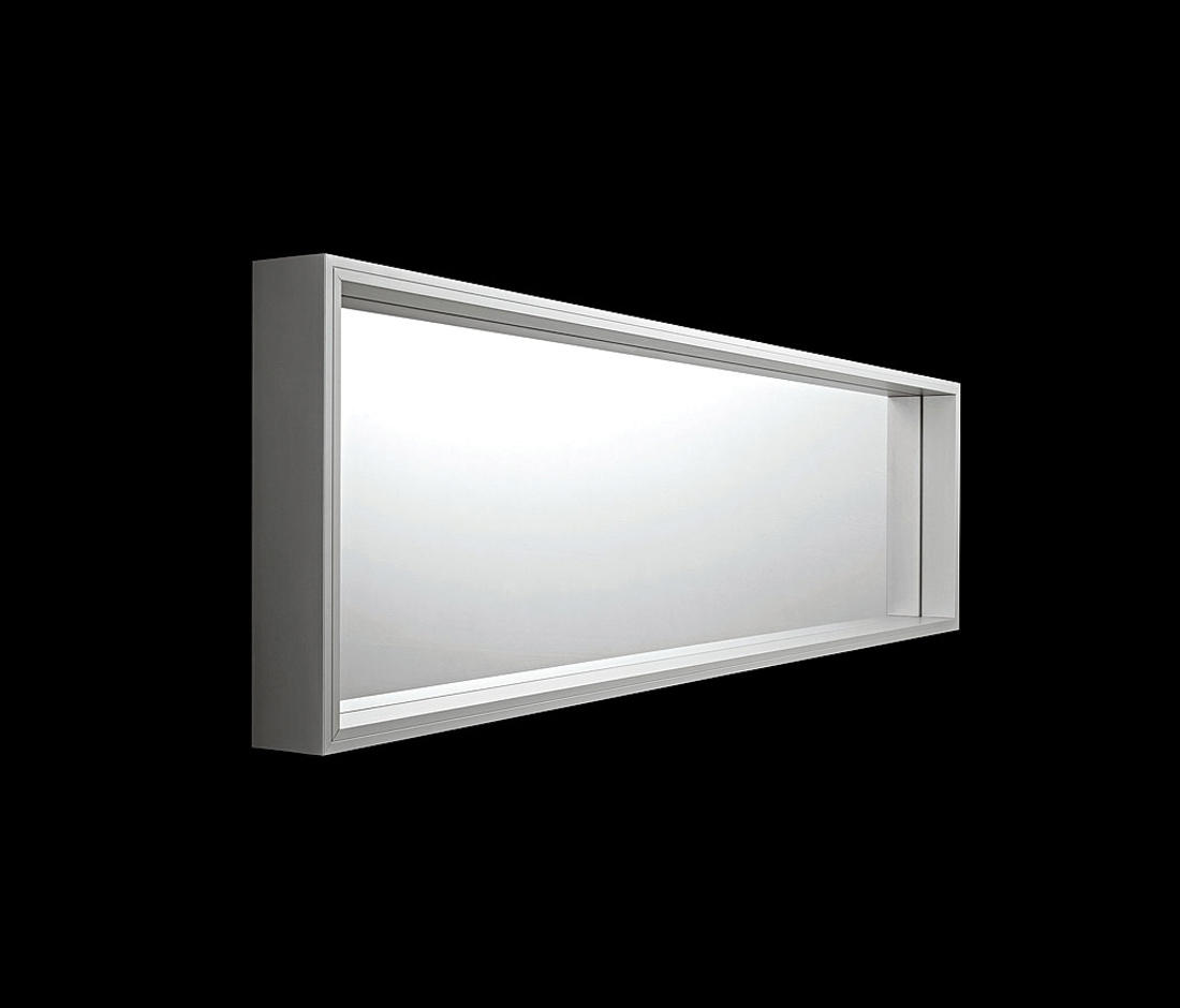 Extra large mirror mirrors from kristalia architonic for Extra large mirrors