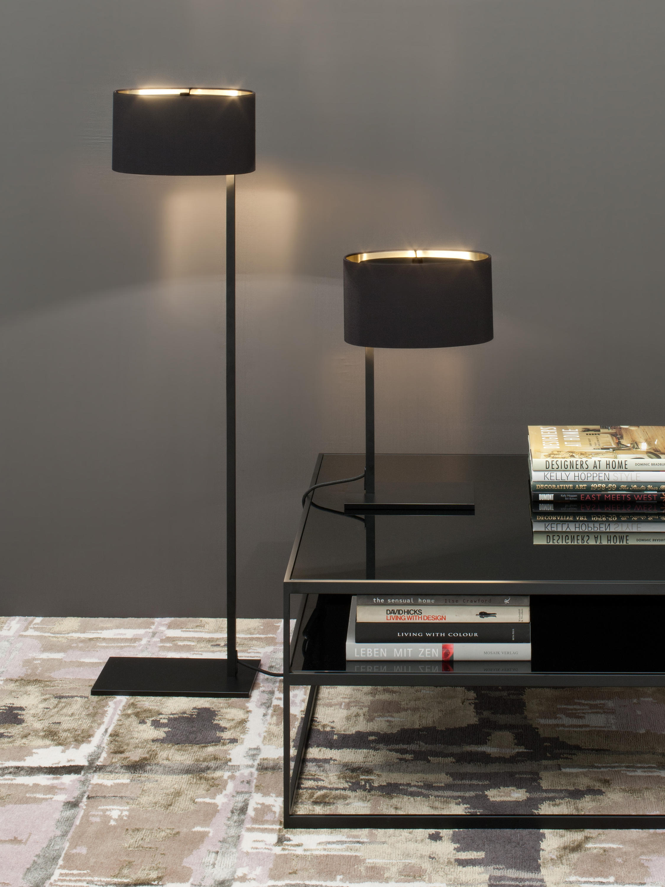 000a611a1fbb MONO FLOOR LAMP ROUND - Free-standing lights from Christine Kröncke ...