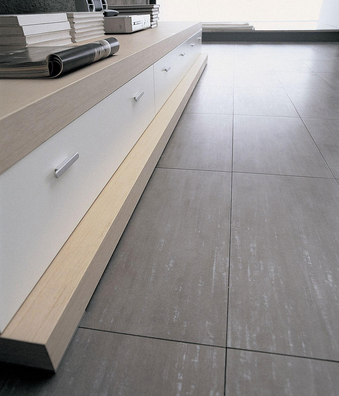 Artech bianco tile tiles from refin architonic for Carrelage 30x60