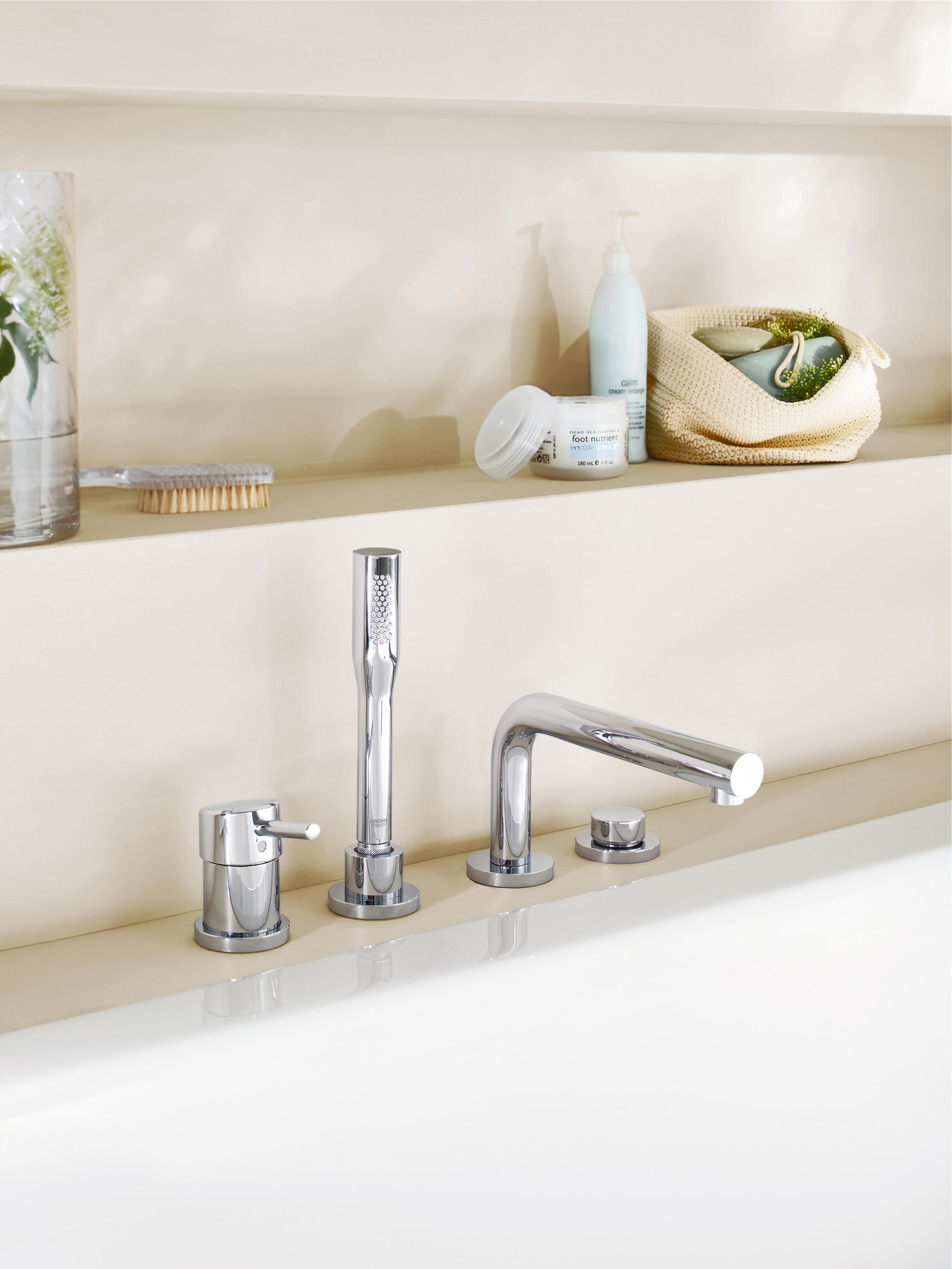 Grohe Concetto Bath Taps - 4k Wallpapers Design