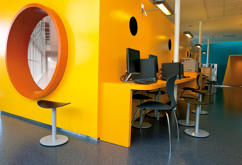 polyflor prestige pur plastic flooring from objectflor. Black Bedroom Furniture Sets. Home Design Ideas