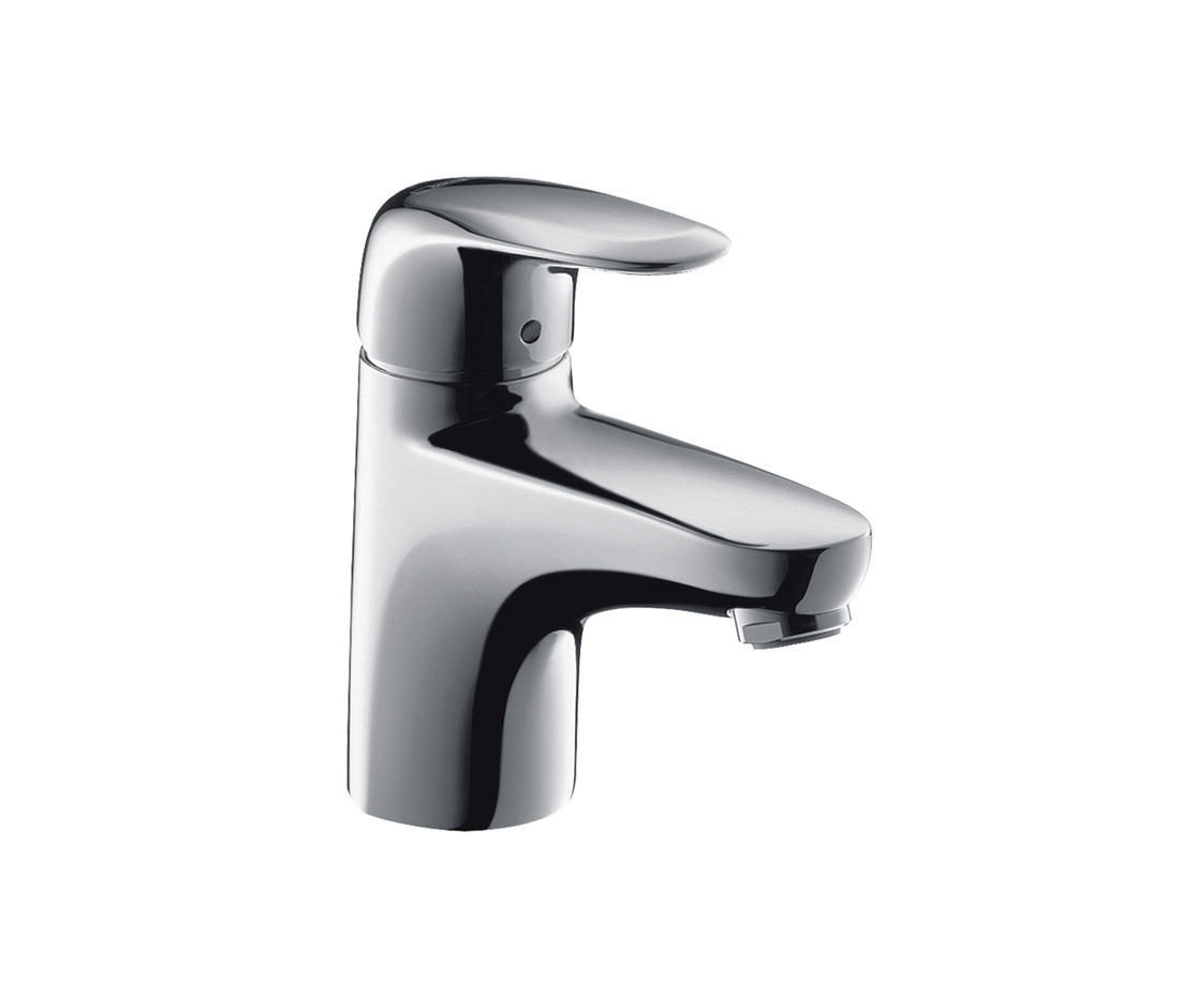 hansgrohe metris e bath filler e s dn20 bath taps from hansgrohe architonic. Black Bedroom Furniture Sets. Home Design Ideas