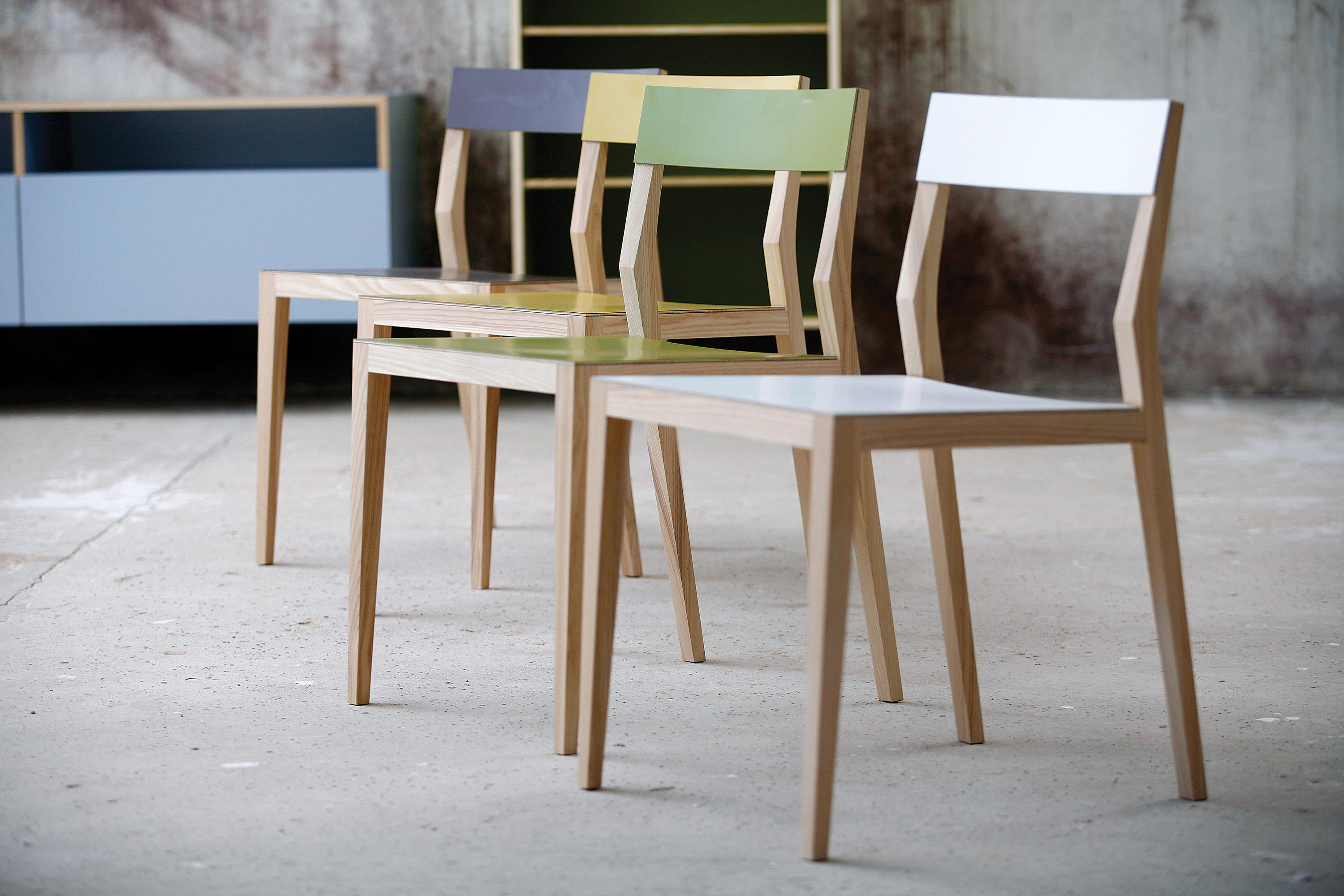 Air chair restaurant chairs from mint furniture architonic for Air furniture