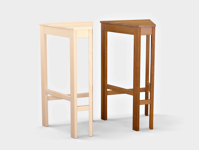 Pall 720 stool barhocker von lillian berg architonic for Barhocker englisch