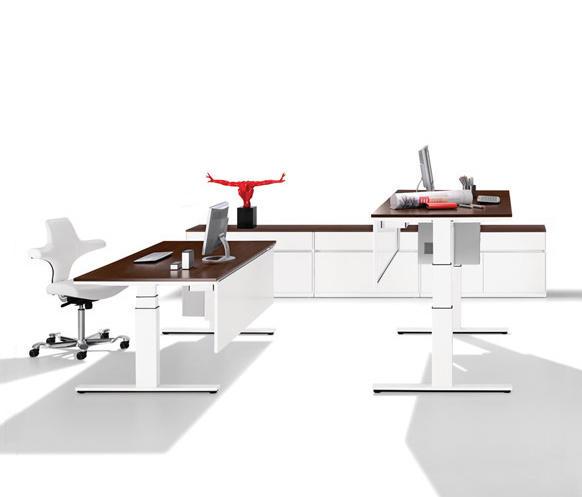 WINEA PRO - Individual desks from WINI Büromöbel | Architonic