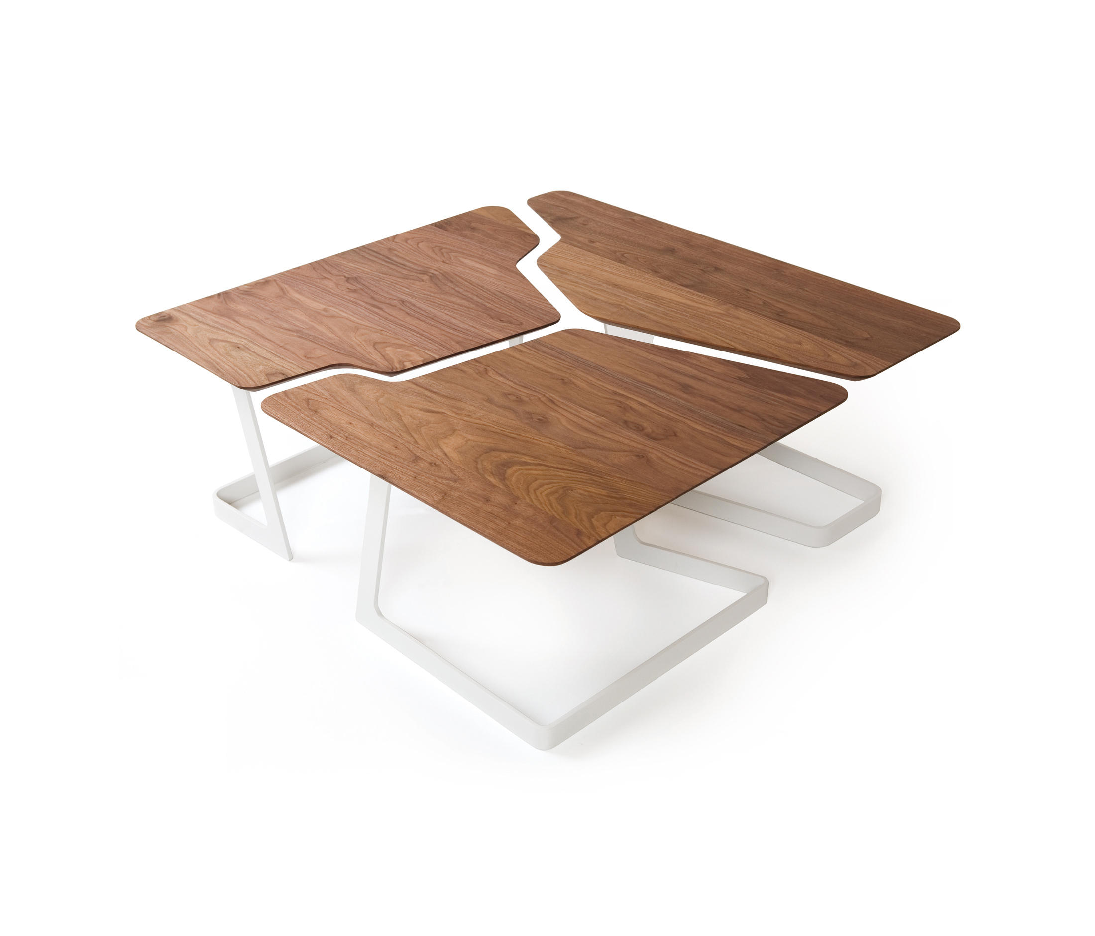 FRACTURE COFFEE TABLE Lounge tables from Matthew Hilton