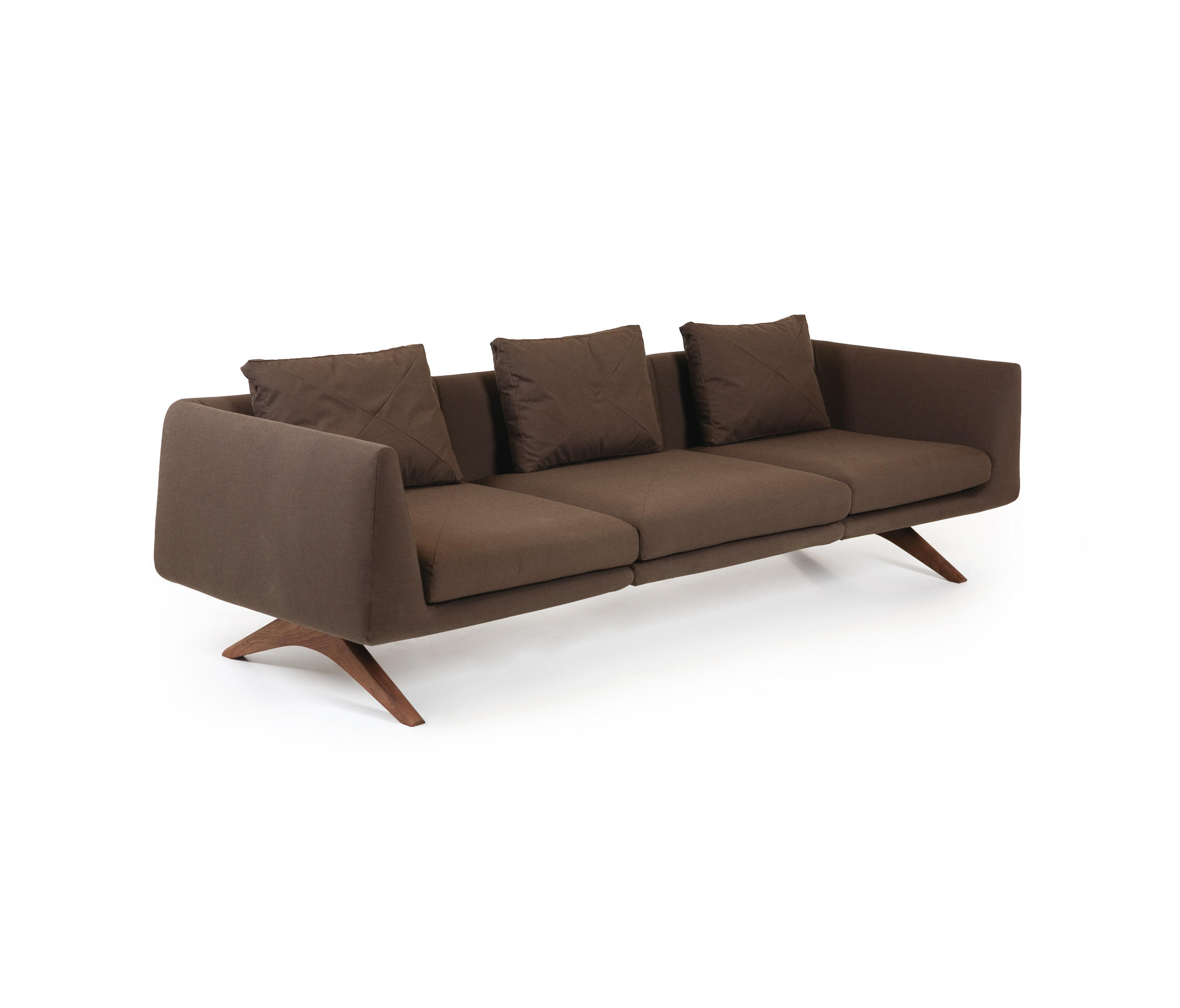 Hepburn 3 Seater Fixed Sofa Architonic