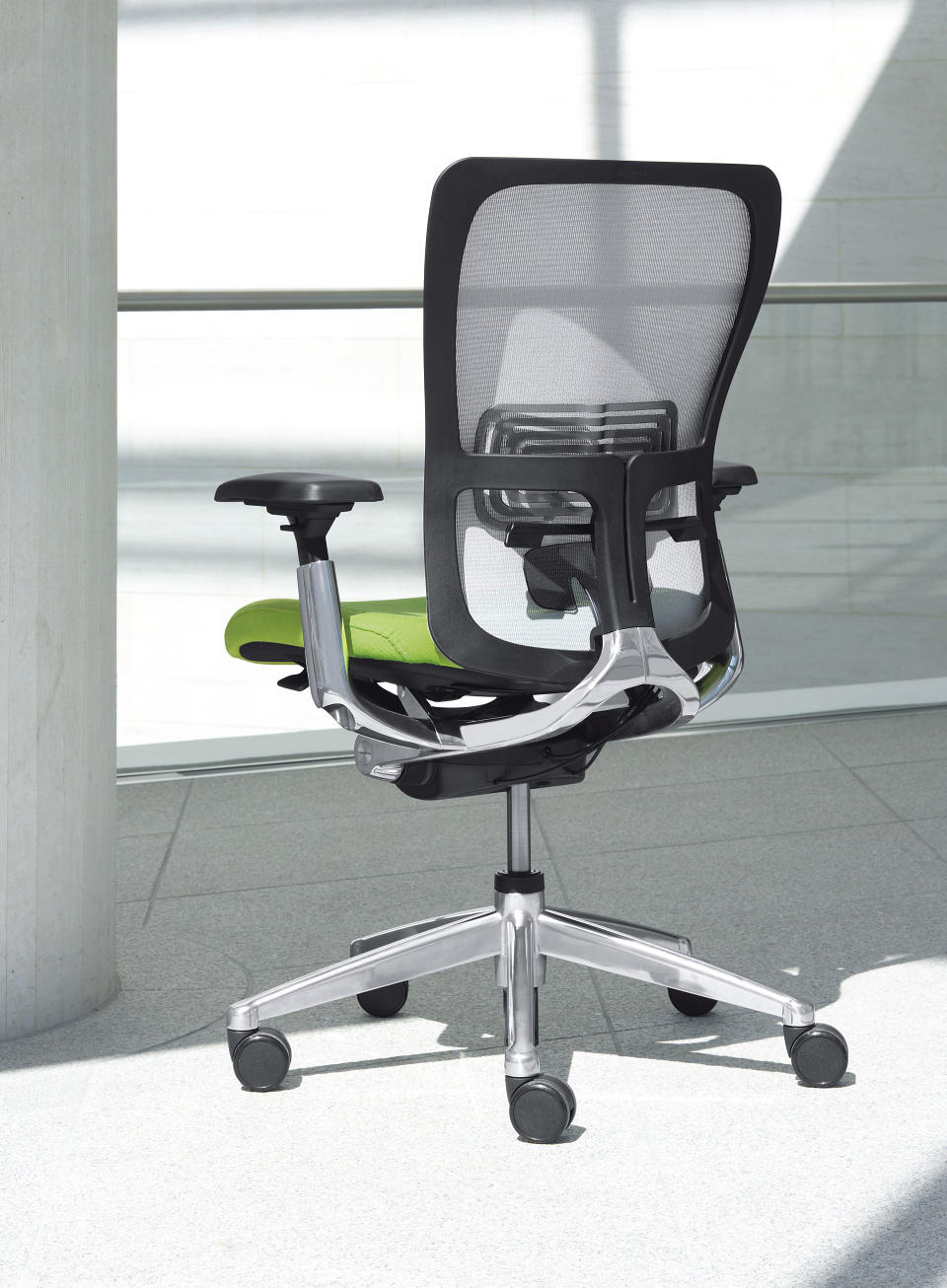 ZODY Management chairs from Haworth