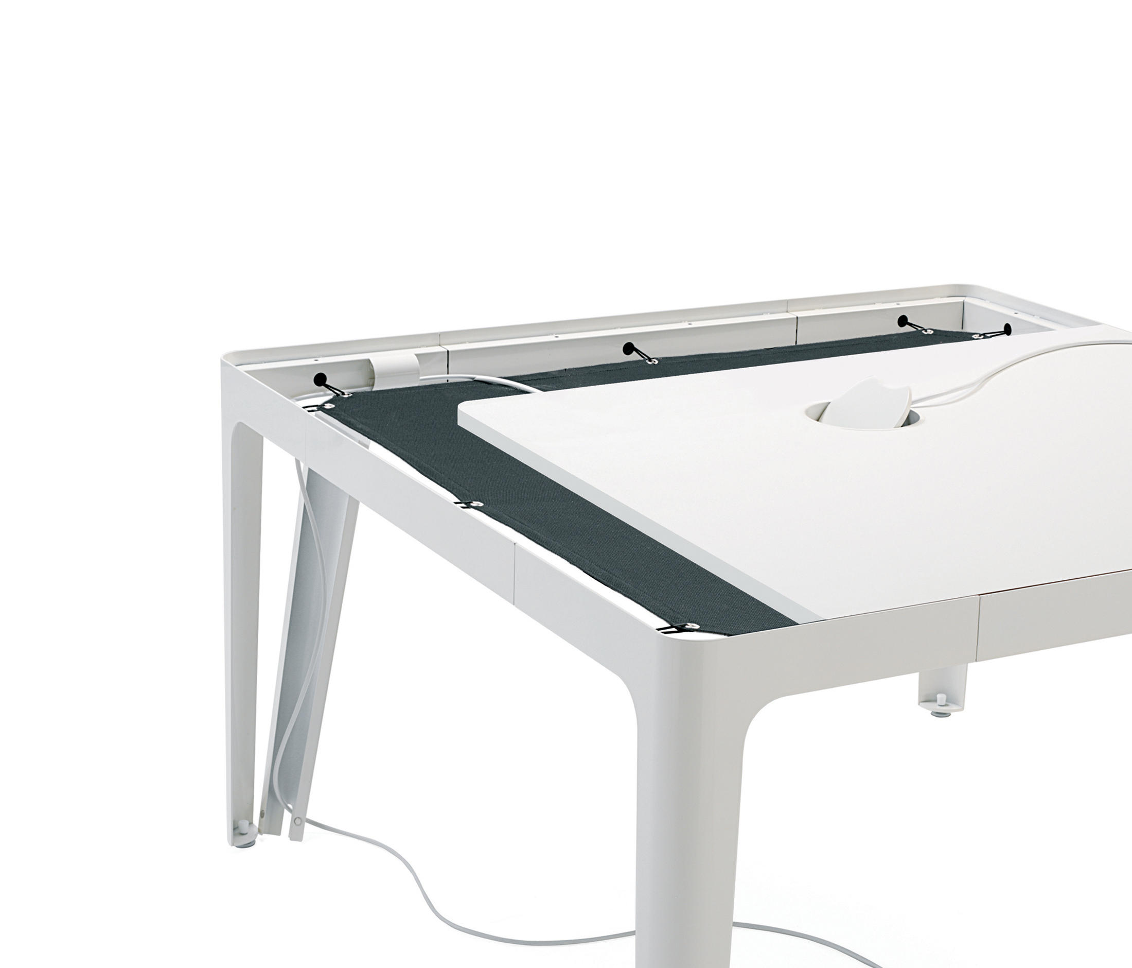 AVA CONFERENCE TABLE Desking systems from Materia