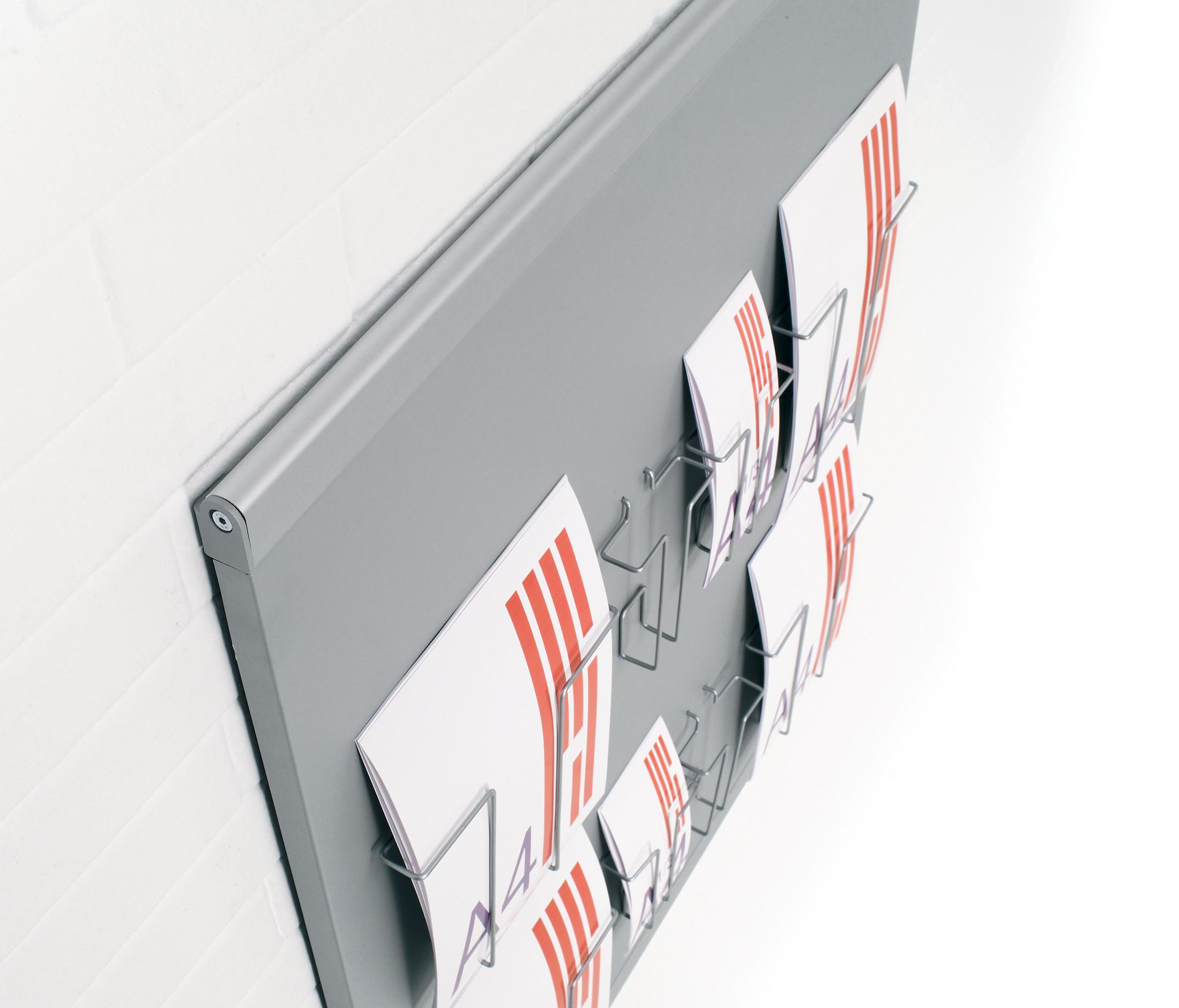 845 m pr sentoir expo wall mural porte revues de planning sisplamo architonic. Black Bedroom Furniture Sets. Home Design Ideas