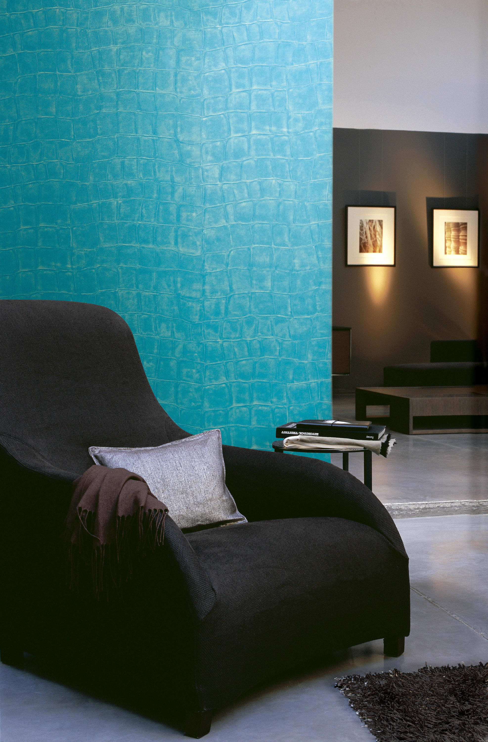 BIG CROCO VP 423 01 - Wall coverings / wallpapers from Elitis ...