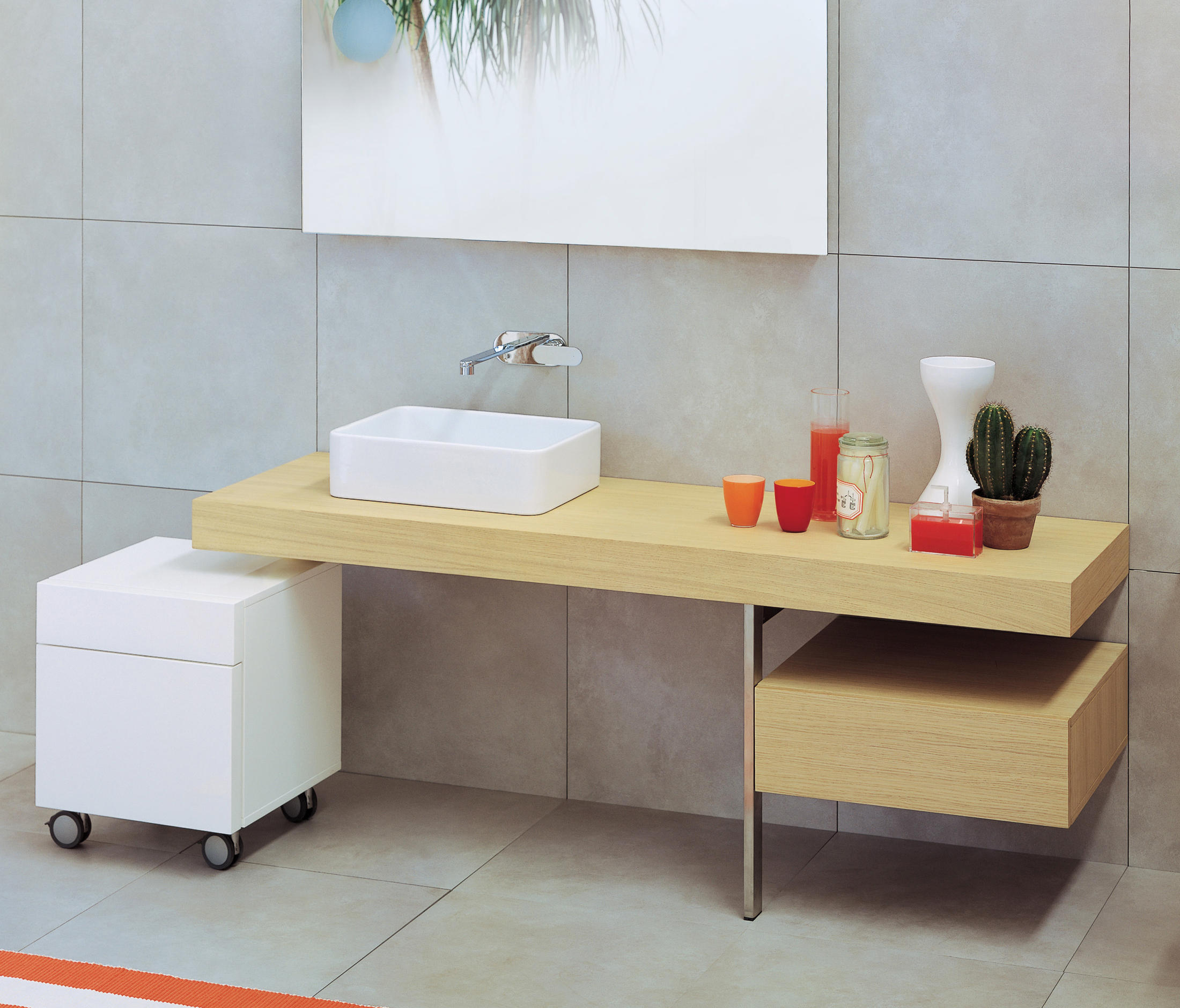 Wash Bath Tub Ba Eras Individual De Ceramica Flaminia Architonic # Muebles Acabado Wash