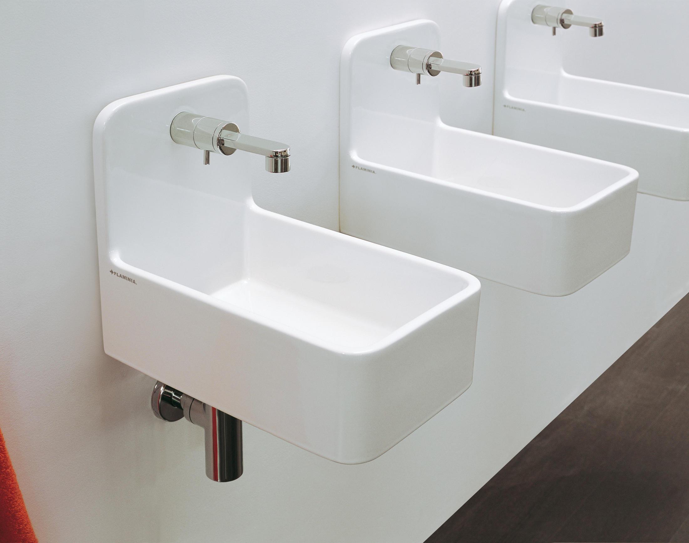 Vasca Da Bagno Flaminia : Wash vasca vasche ceramica flaminia architonic