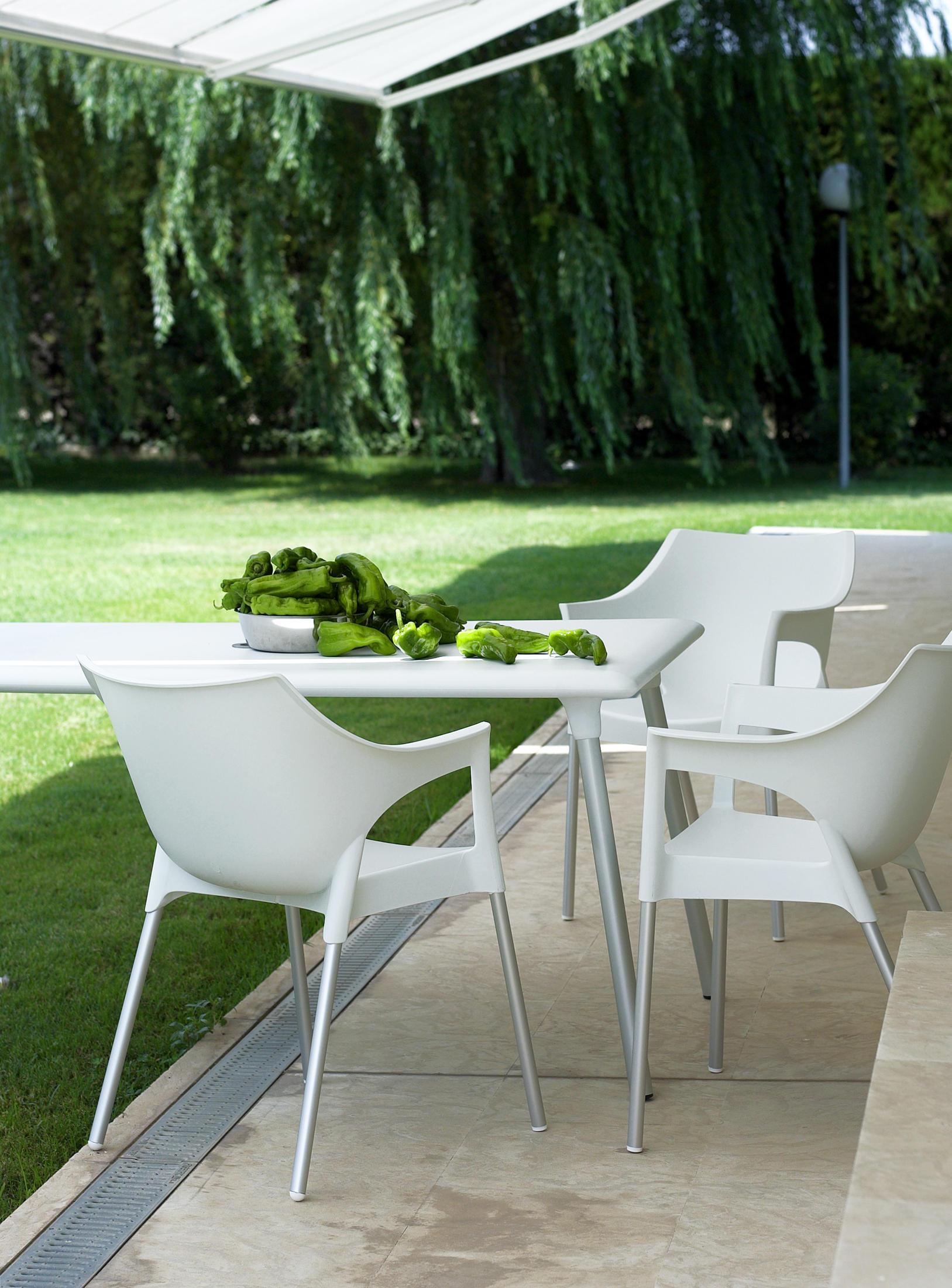 flash tisch cafeteriatische von resol barcelona dd architonic. Black Bedroom Furniture Sets. Home Design Ideas