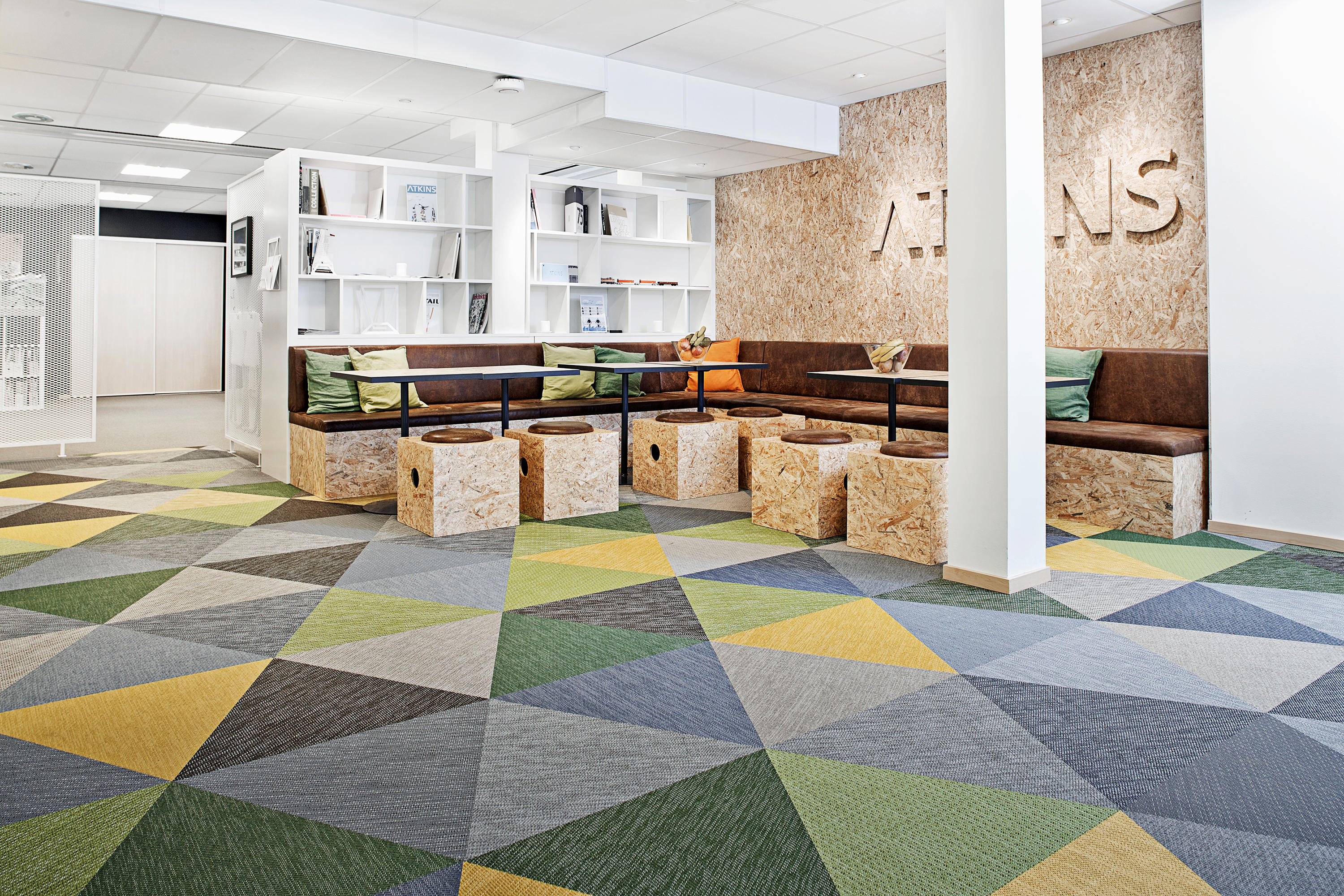 Botanic Cilia Wall To Wall Carpets From Bolon Architonic