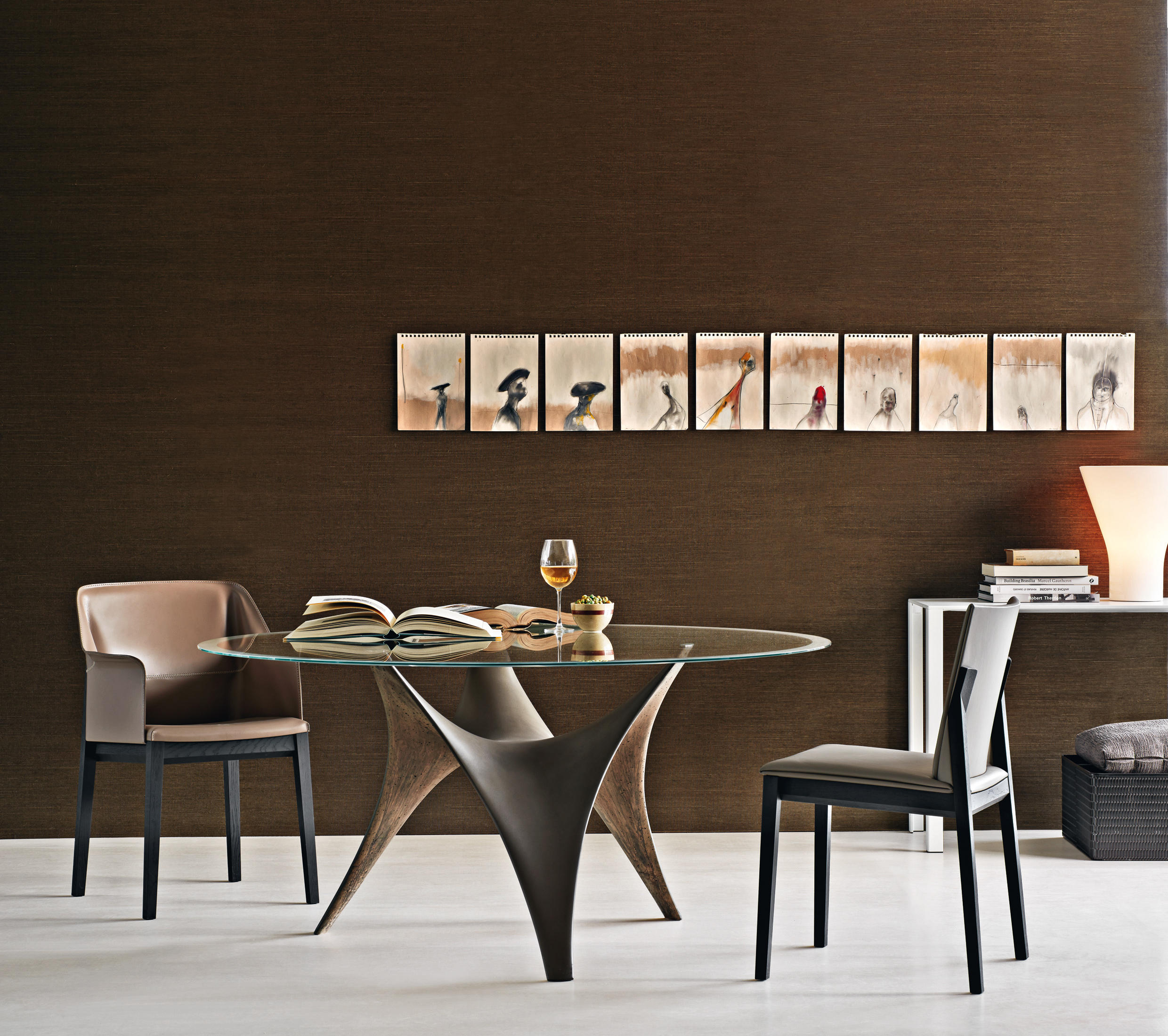 arc meeting room tables from molteni c architonic. Black Bedroom Furniture Sets. Home Design Ideas