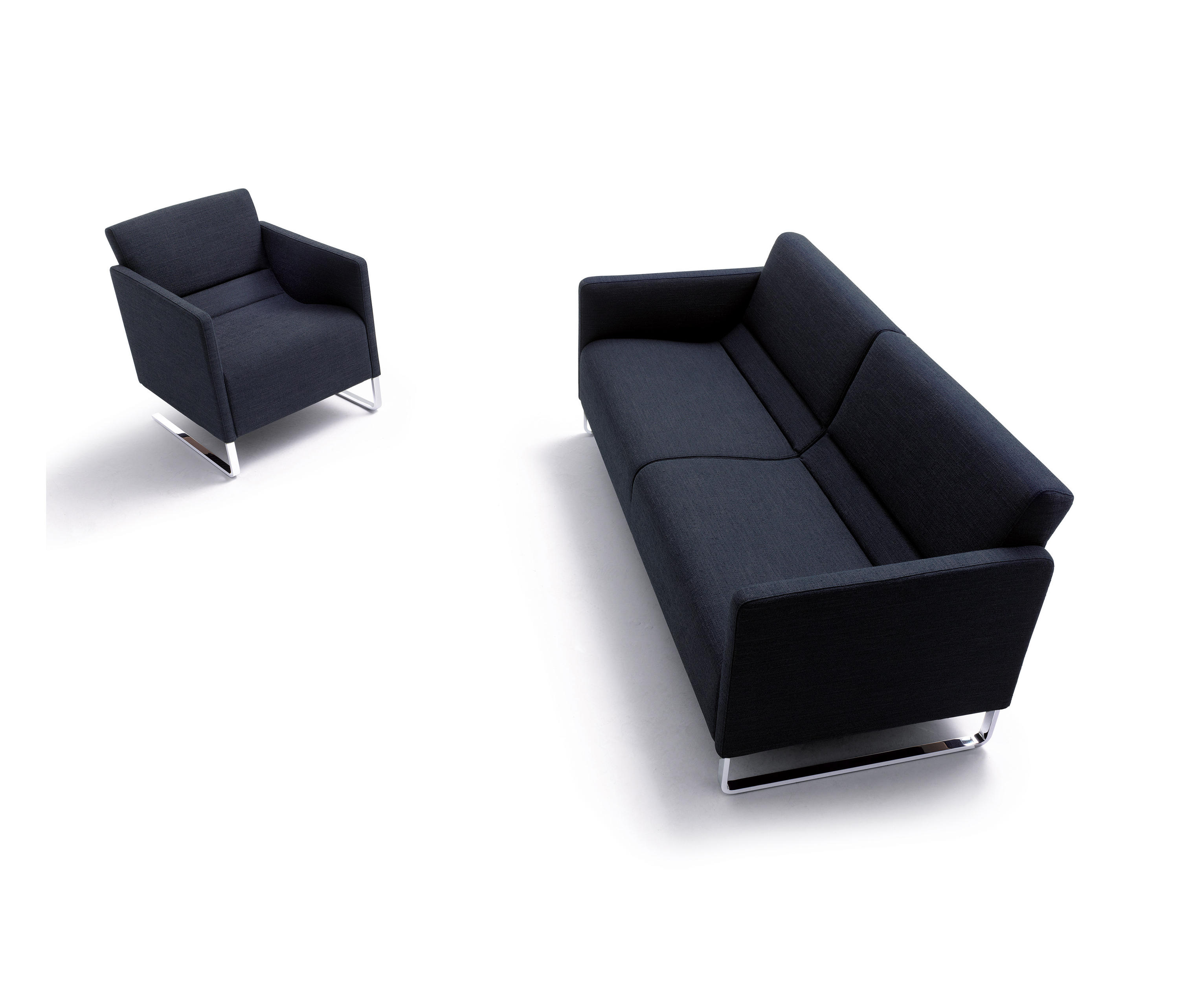 rawi armchairs from cor architonic. Black Bedroom Furniture Sets. Home Design Ideas