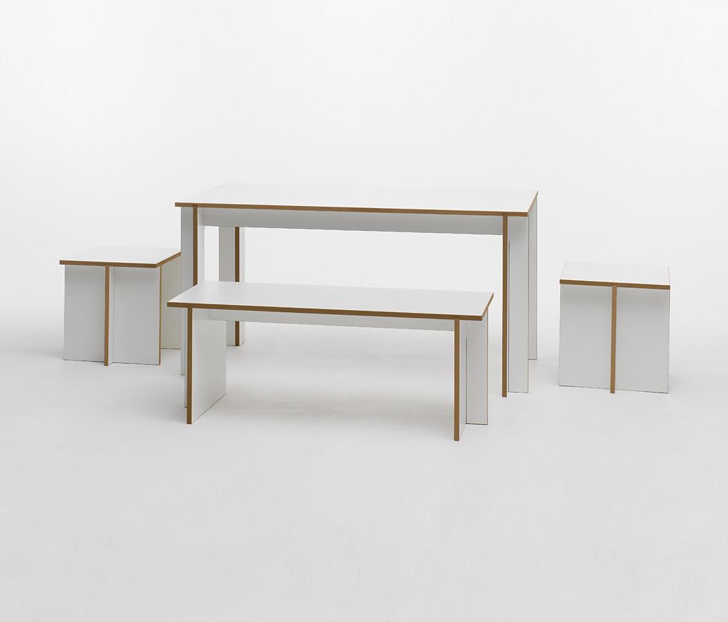 tojo tisch esstische von tojo m bel architonic. Black Bedroom Furniture Sets. Home Design Ideas