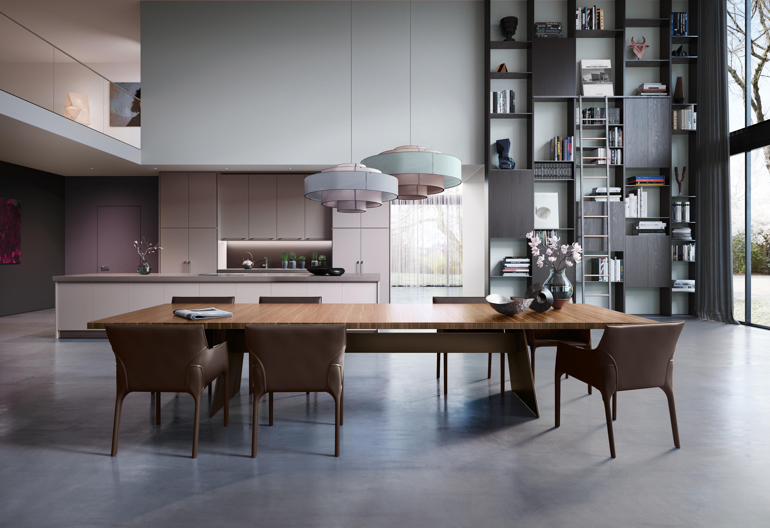 Tadeo Table Dining Tables From Walter Knoll Architonic