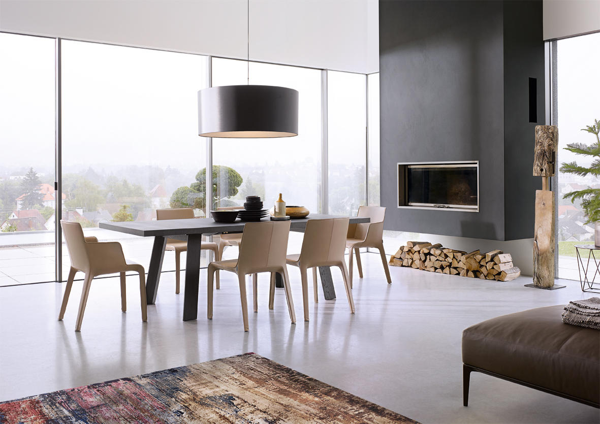 tadeo table conference tables from walter knoll architonic. Black Bedroom Furniture Sets. Home Design Ideas