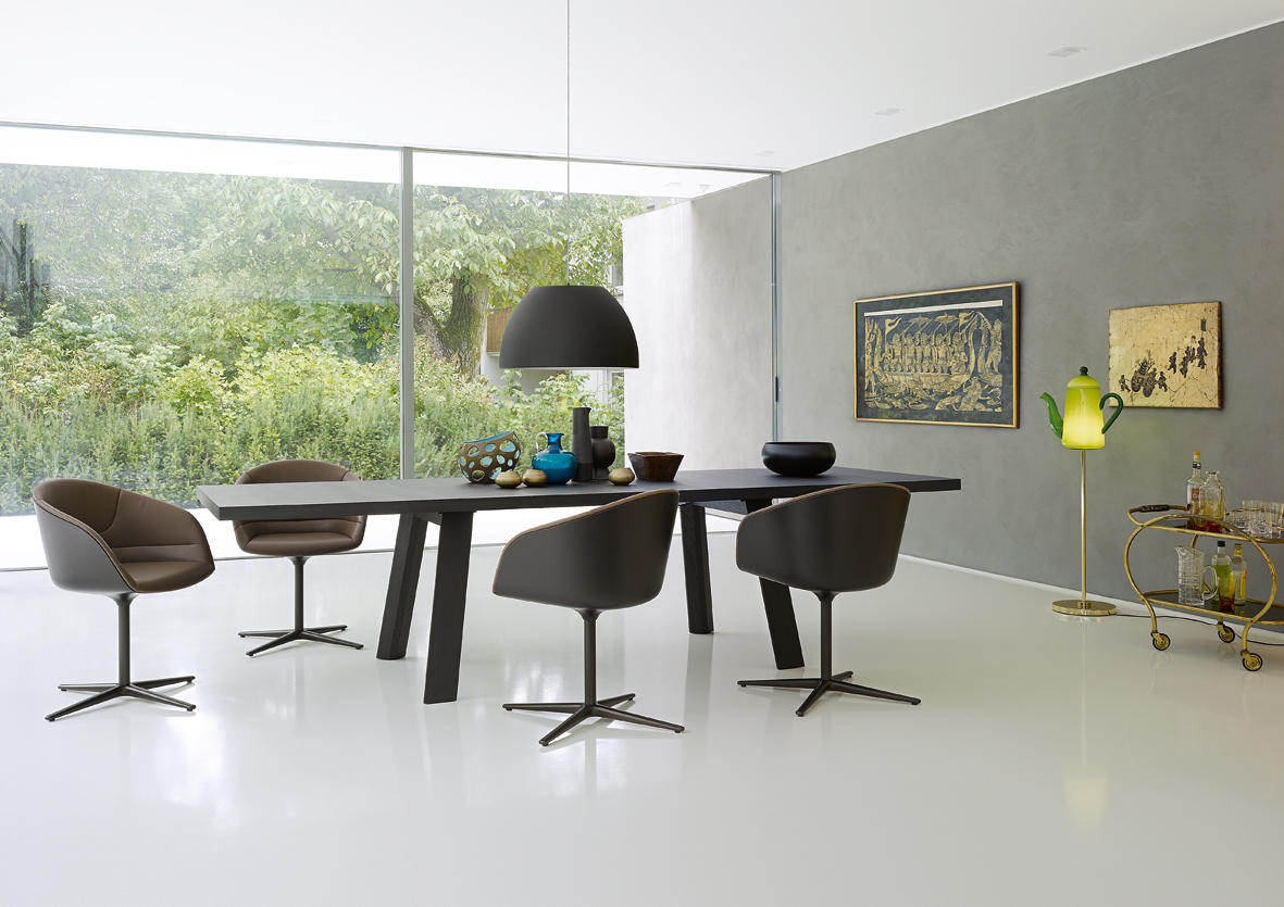 tadeo conferencing tables multim dia pour conferences de walter knoll architonic. Black Bedroom Furniture Sets. Home Design Ideas