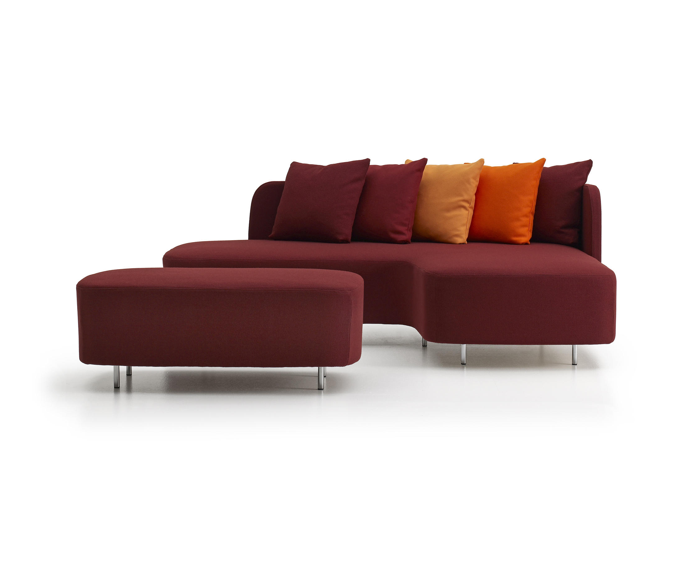 minima corner sofa by offecct - Bergroer Sessel Und Ottomane