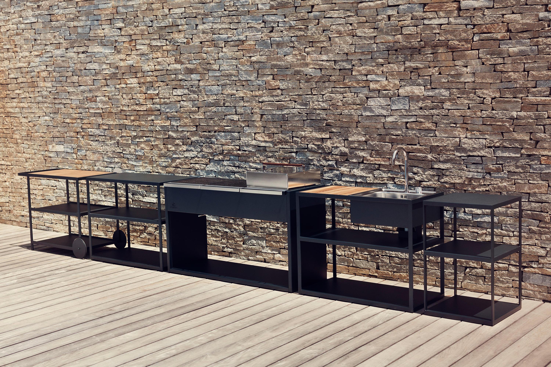 Garden Kitchen Garden Bar Chair Bar Stools From Rapshults Architonic