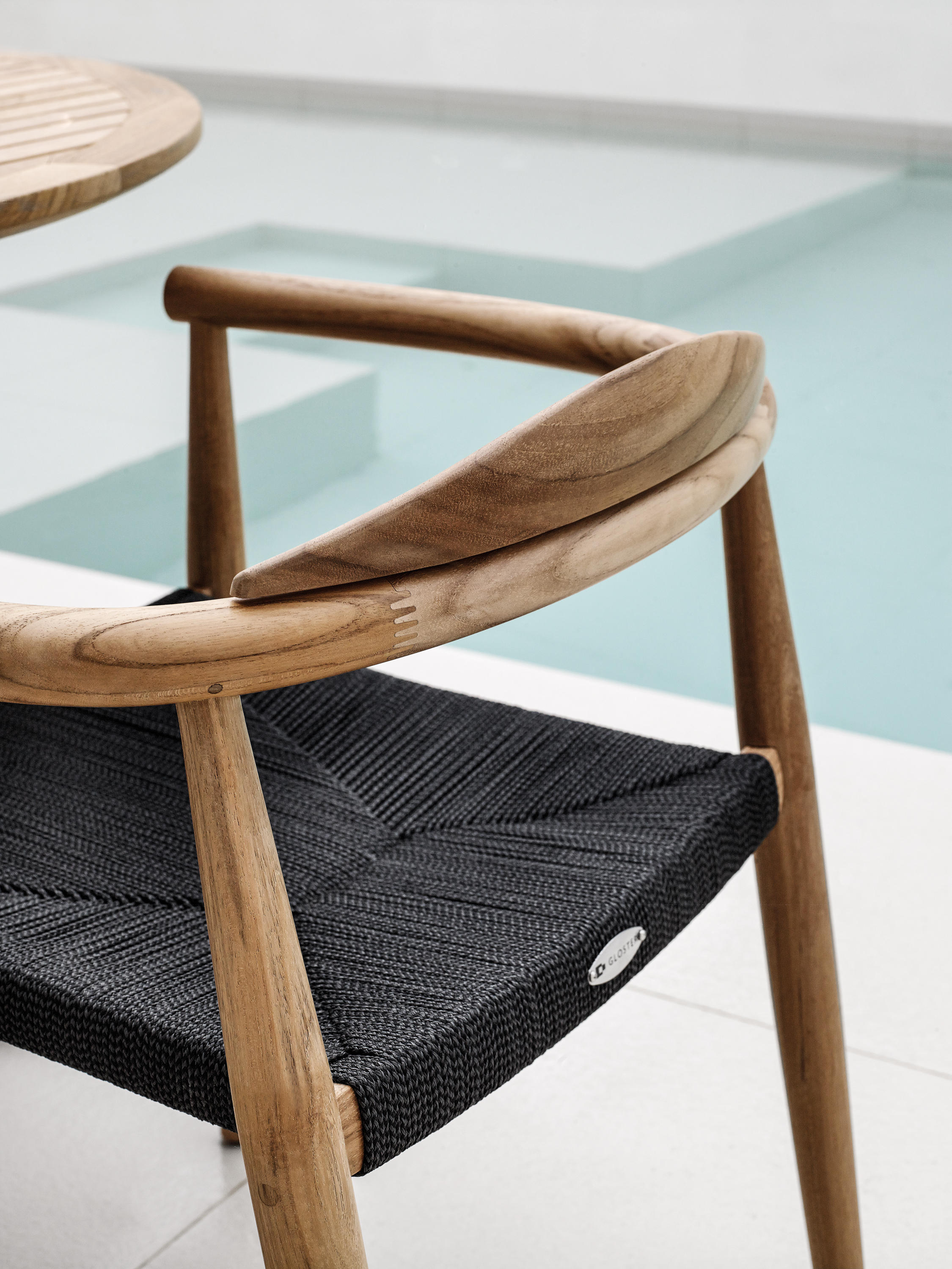 Dansk Lounge Chair By Gloster Furniture Gmbh