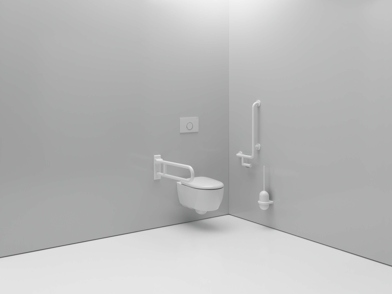 kippspiegel mit beleuchtung wandspiegel von hewi architonic. Black Bedroom Furniture Sets. Home Design Ideas