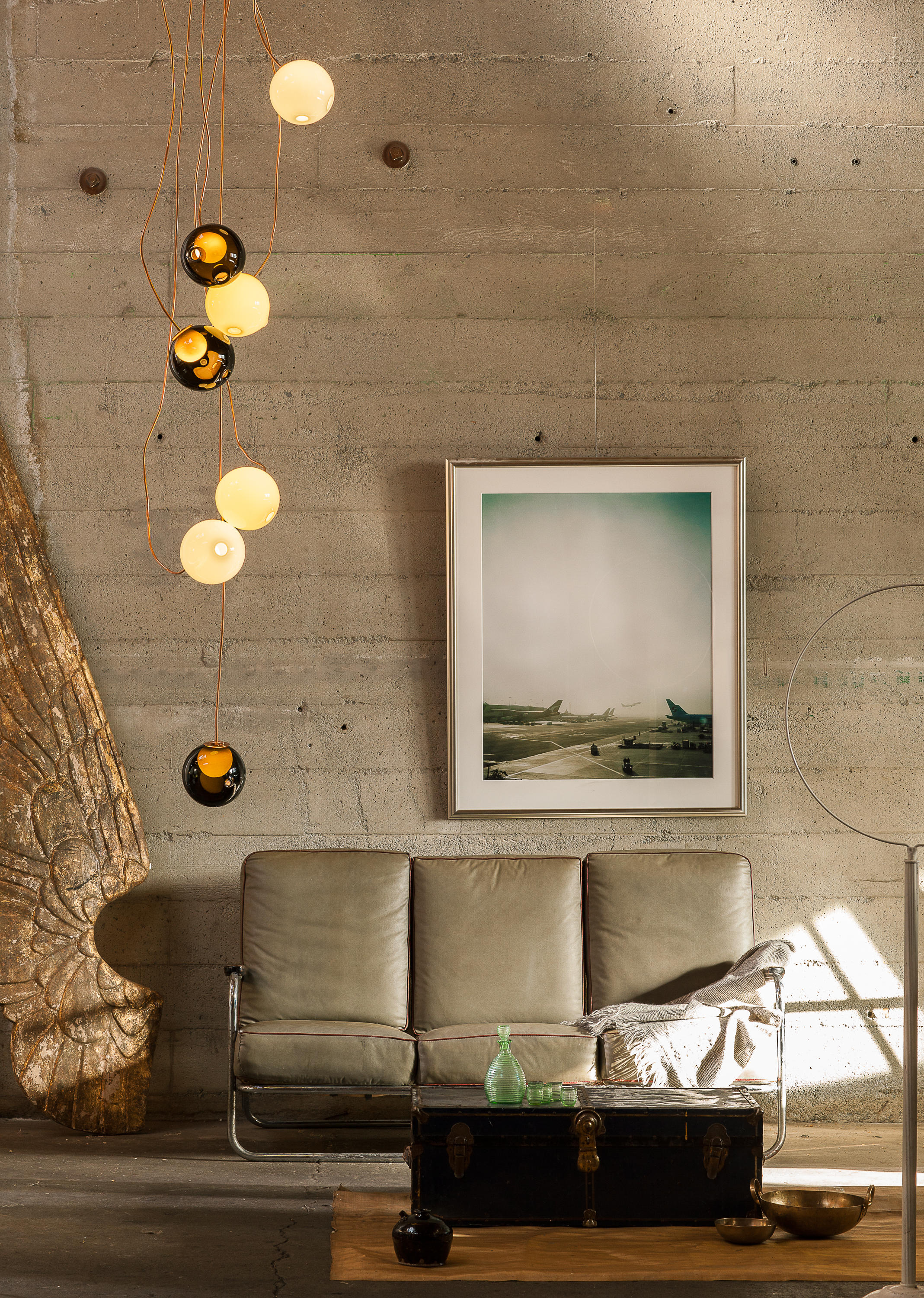 Series 28d Table Lights From Bocci Architonic