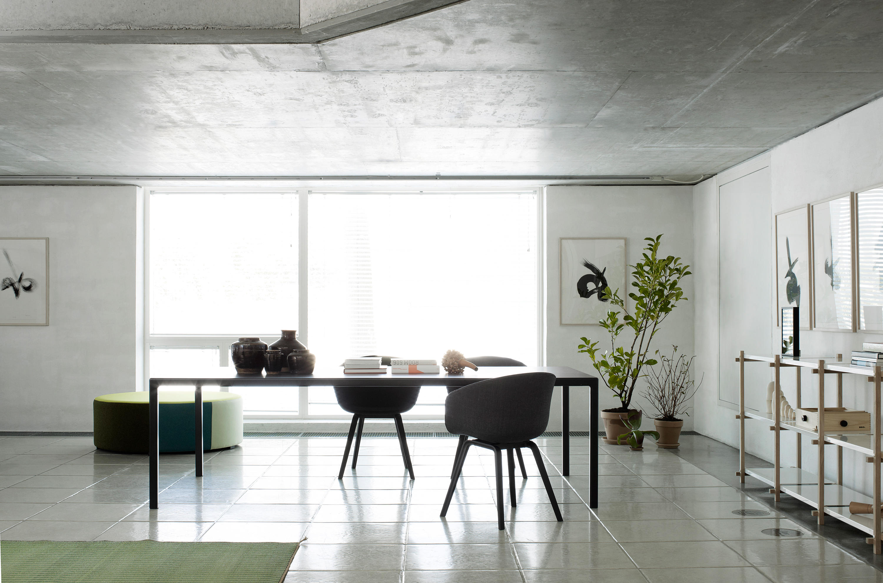 T12 - Dining tables from Hay | Architonic